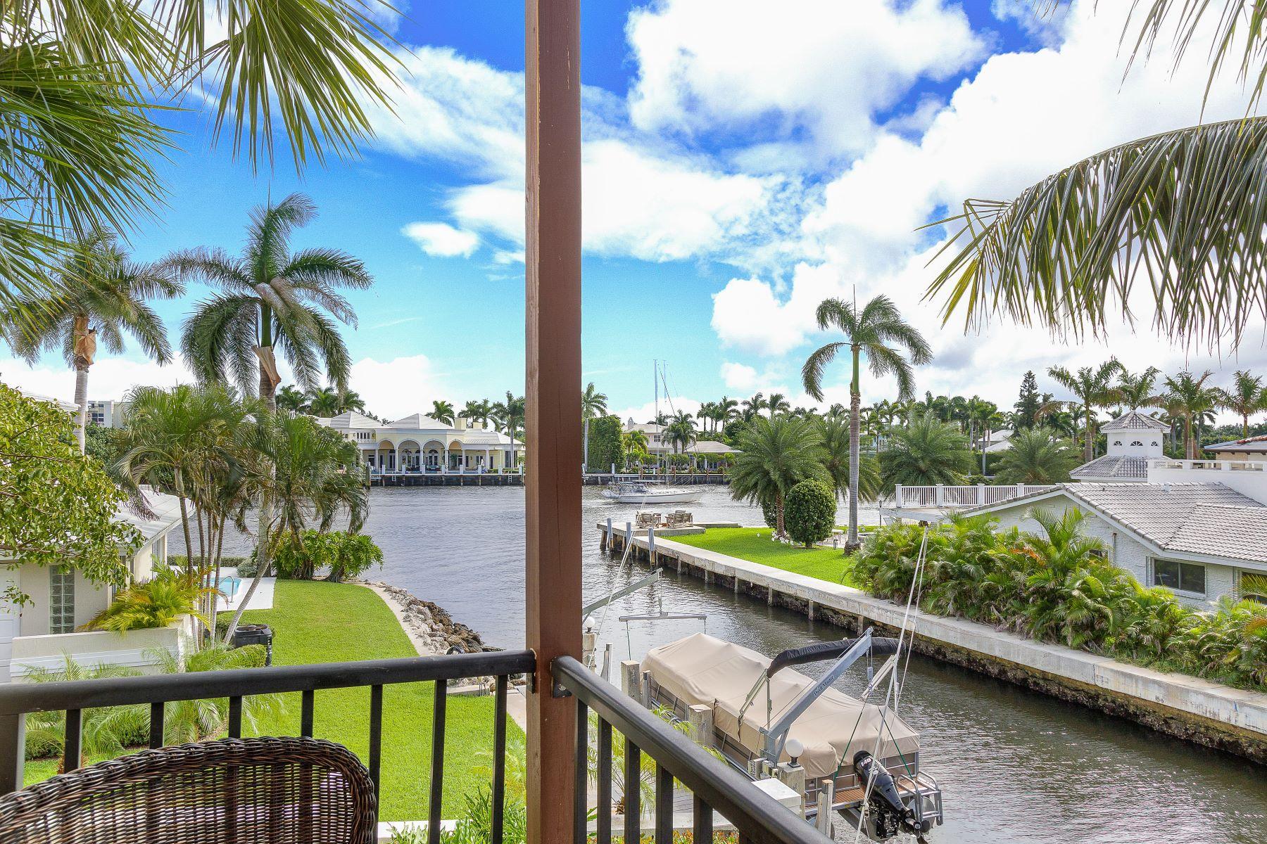 townhouses のために 売買 アット 846 Virginia Garden Drive Boynton Beach, フロリダ 33435 アメリカ
