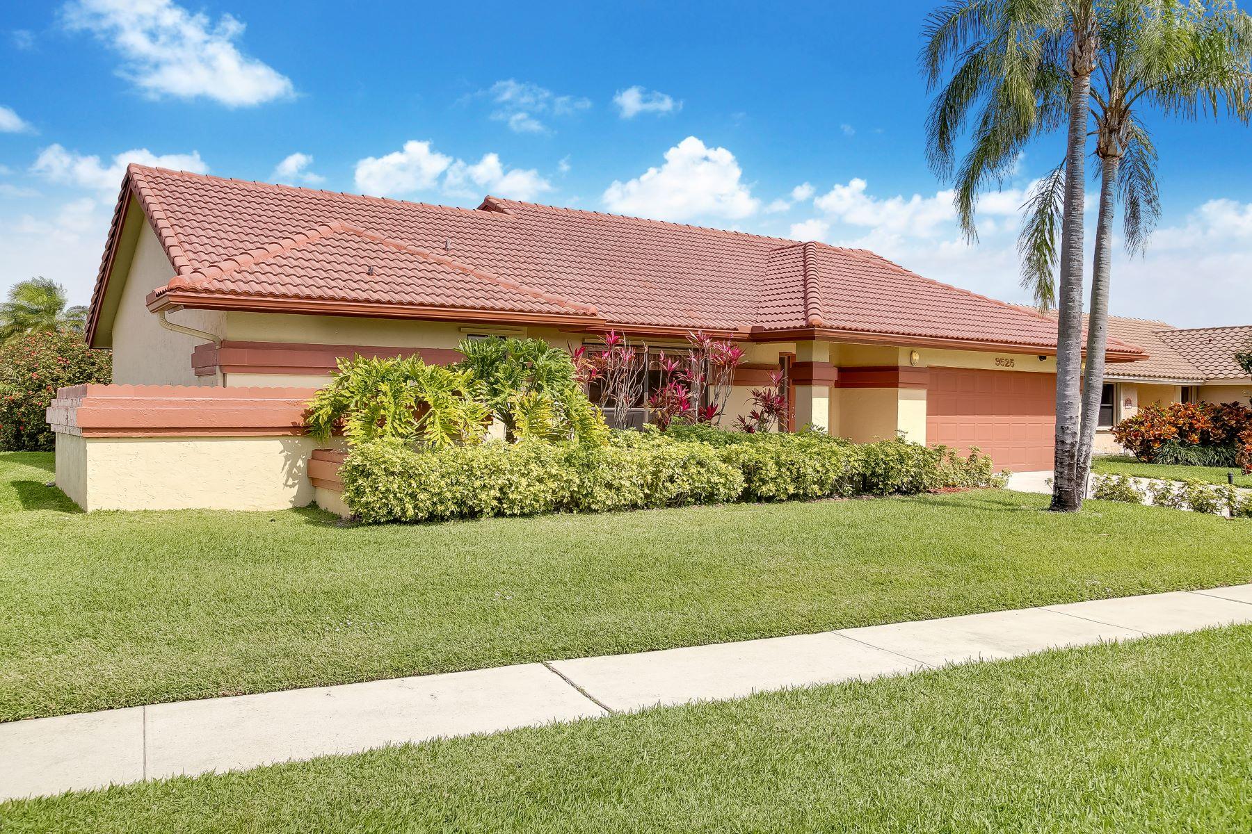 Μονοκατοικία για την Πώληση στο 9525 Majestic Way 9525 Majestic Way Boynton Beach, Φλοριντα 33437 Ηνωμένες Πολιτείες