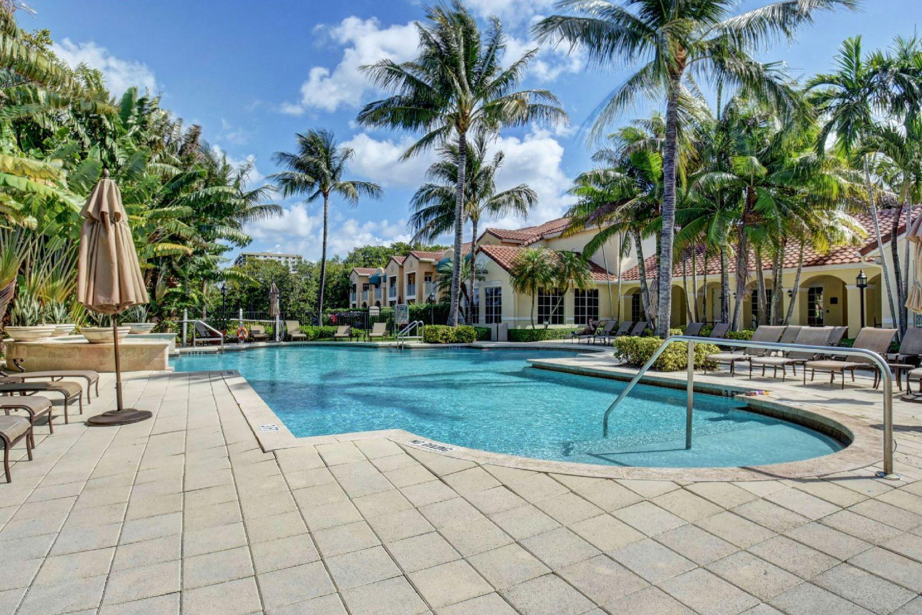 Condominiums 为 销售 在 3606 S Ocean Boulevard 107 高地海滩, 佛罗里达州 33487 美国