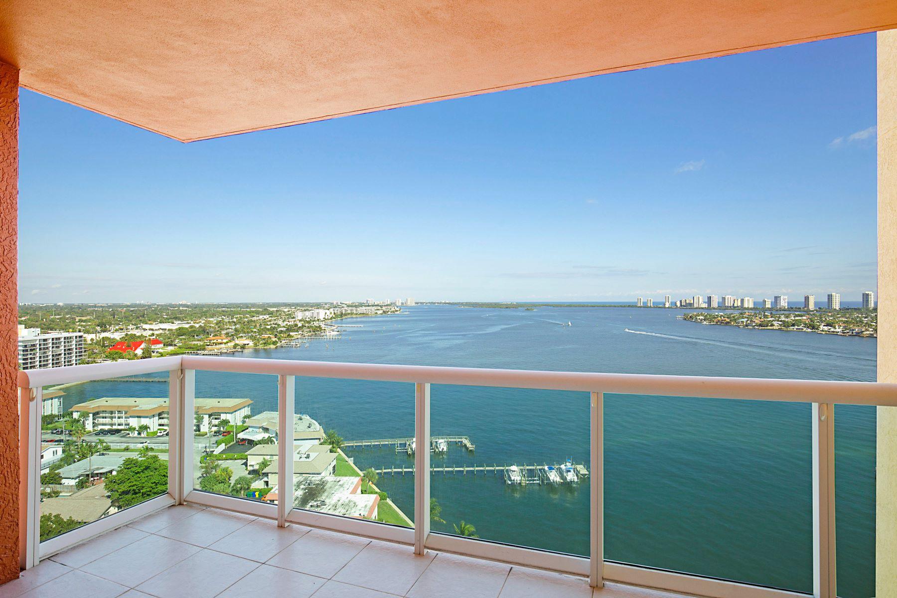 Condominiums for Sale at 2650 Lake Shore Drive 1805 Riviera Beach, Florida 33404 United States