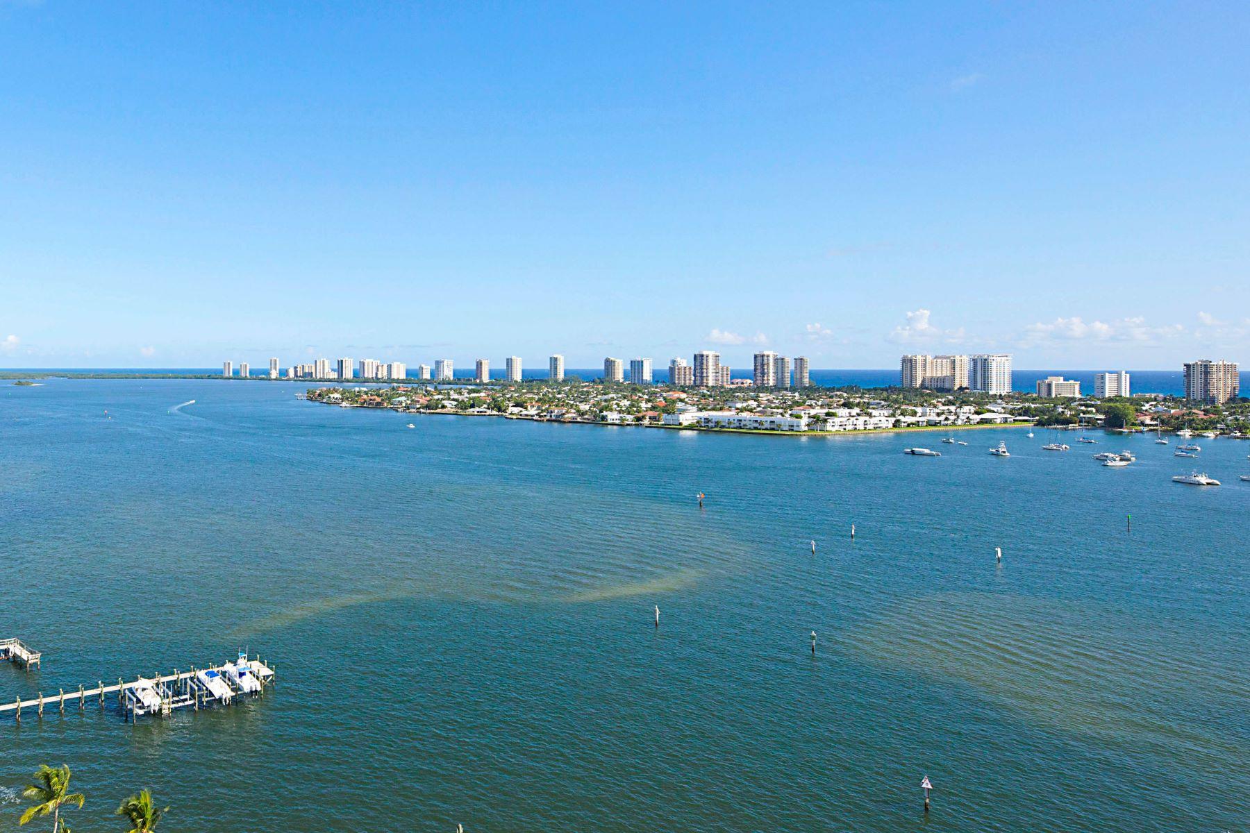 Condominiums for Sale at 2650 Lake Shore Drive 1803 Riviera Beach, Florida 33404 United States