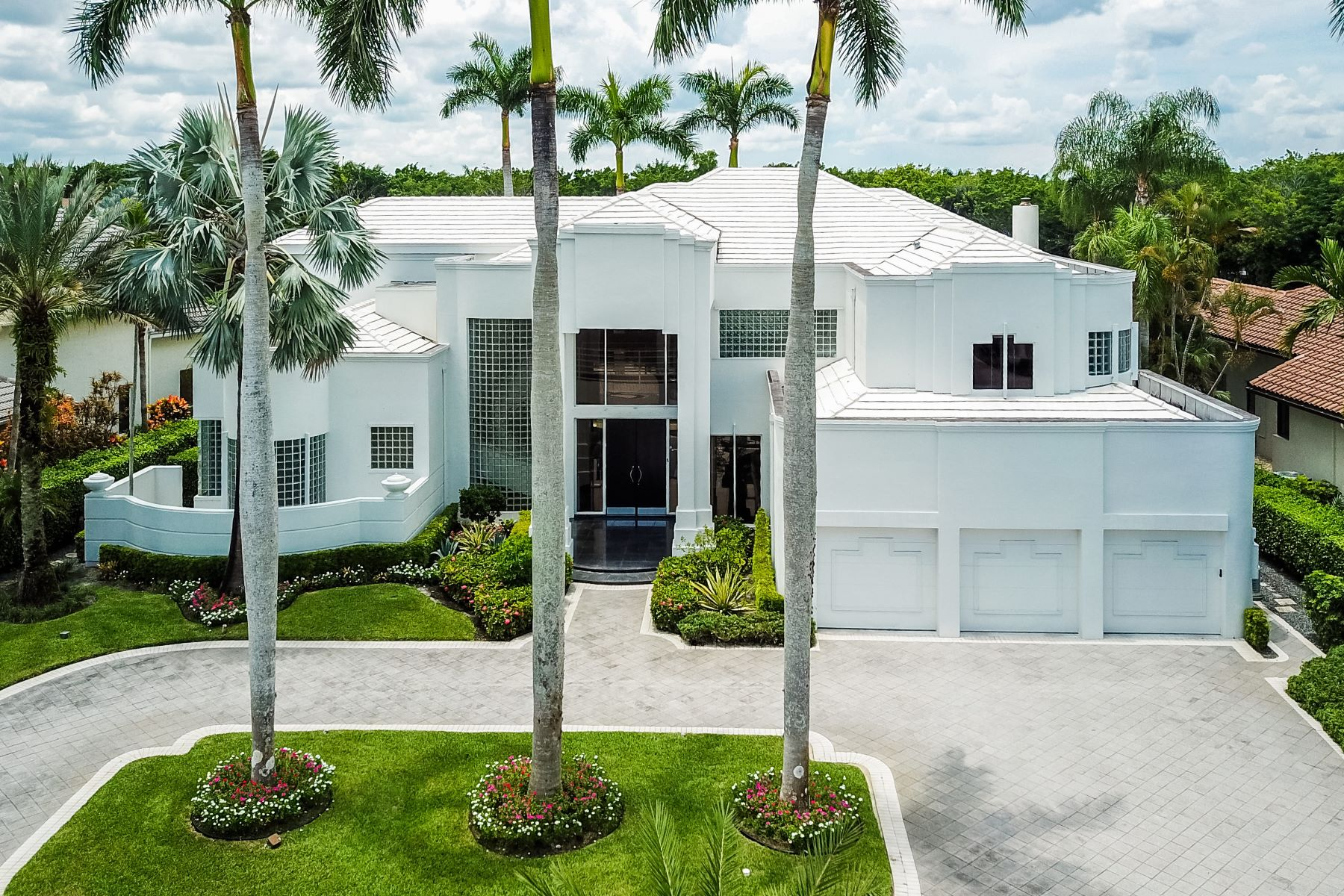 Single Family Homes por un Venta en 17027 Brookwood Drive Boca Raton, Florida 33496 Estados Unidos
