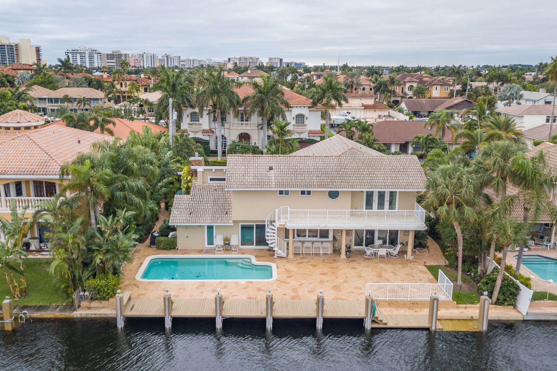 Single Family Homes for Sale at 951 Fern Drive Delray Beach, Florida 33483 United States