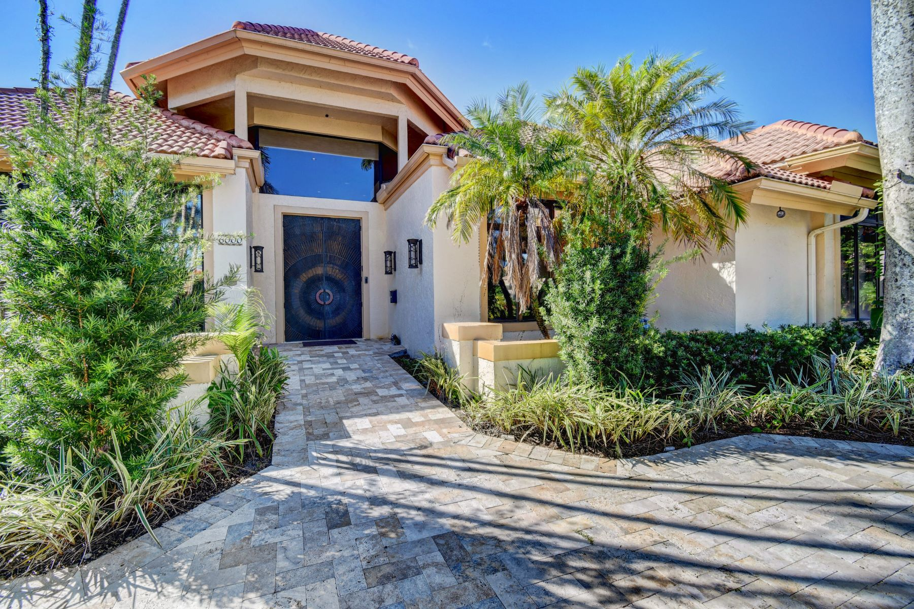 Single Family Homes for Sale at 6000 Hollows Lane Delray Beach, Florida 33484 United States