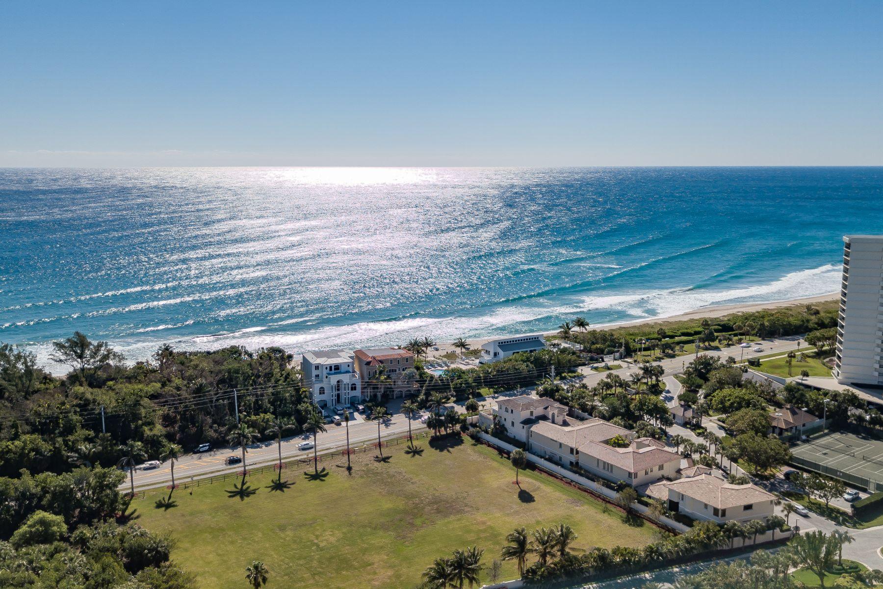 Condominium for Active at 4740 S Ocean Boulevard 104 Highland Beach, Florida 33487 United States