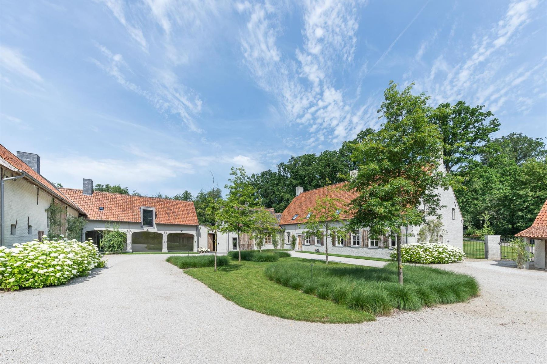 Granjas / Hacienda / Platanción por un Venta en East Flanders I Equestrian Property Kruisem, East Flanders 9772 Bélgica