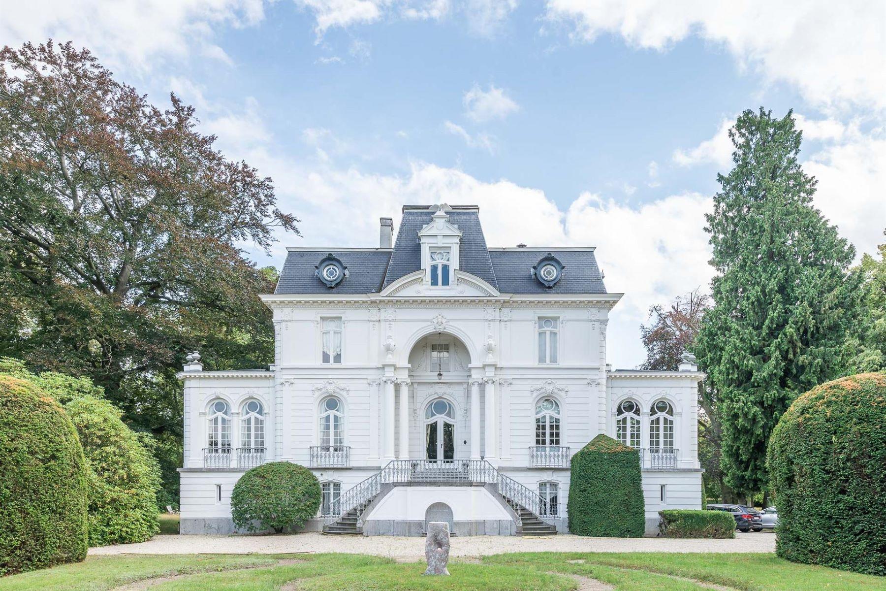 Single Family Homes for Sale at Antwerp I Castle of Isschot Other Antwerp, Antwerp 2222 Belgium