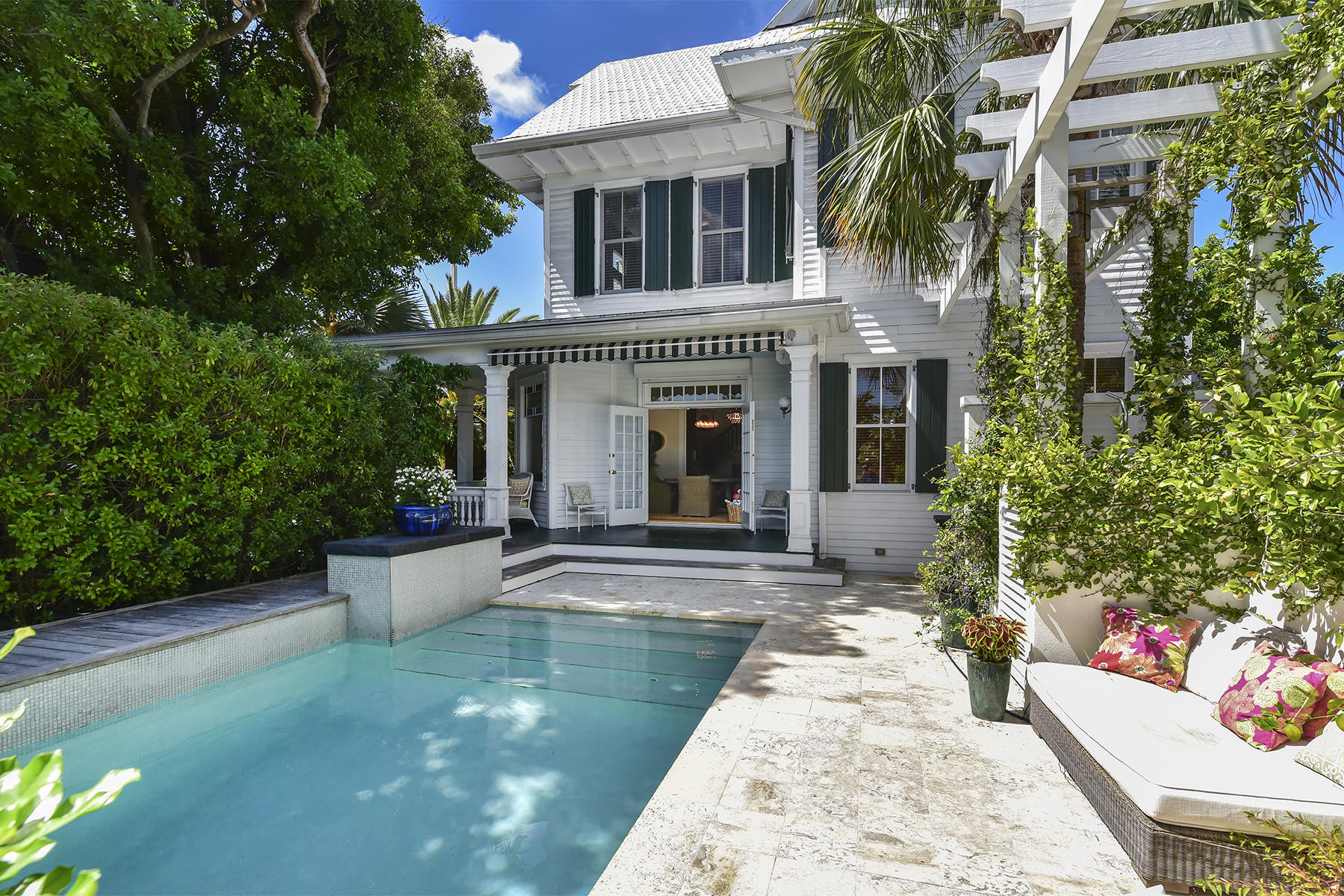 Single Family Homes for Sale at 727 Eaton Street, Key West, FL 727 Eaton Street Key West, Florida 33040 United States