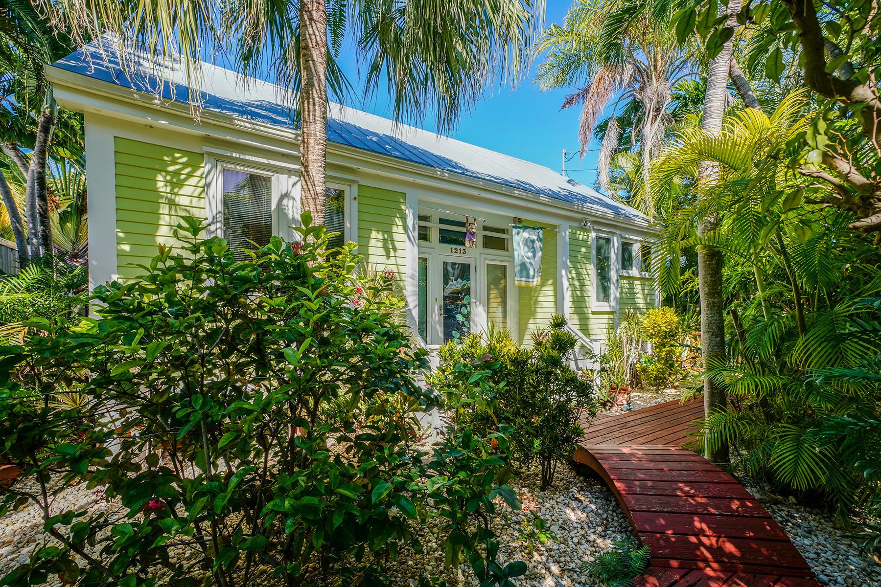 single family homes for Active at 1213 Washington Street, Key West, FL 1213 Washington Street Key West, Florida 33040 United States