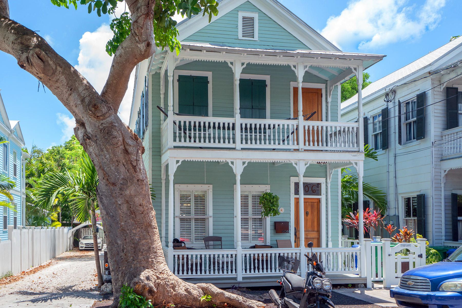 single family homes for Active at 506 Elizabeth Street, Key West, FL 506 Elizabeth Street Key West, Florida 33040 United States