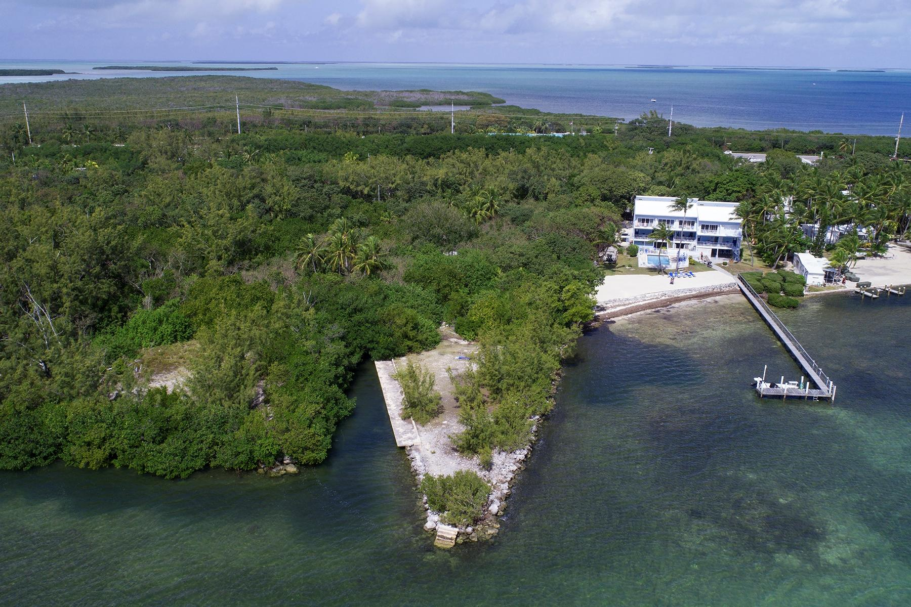 Land for Active at 84725 Old State Road, Islamorada, FL 84725 Old State Road Islamorada, Florida 33036 United States