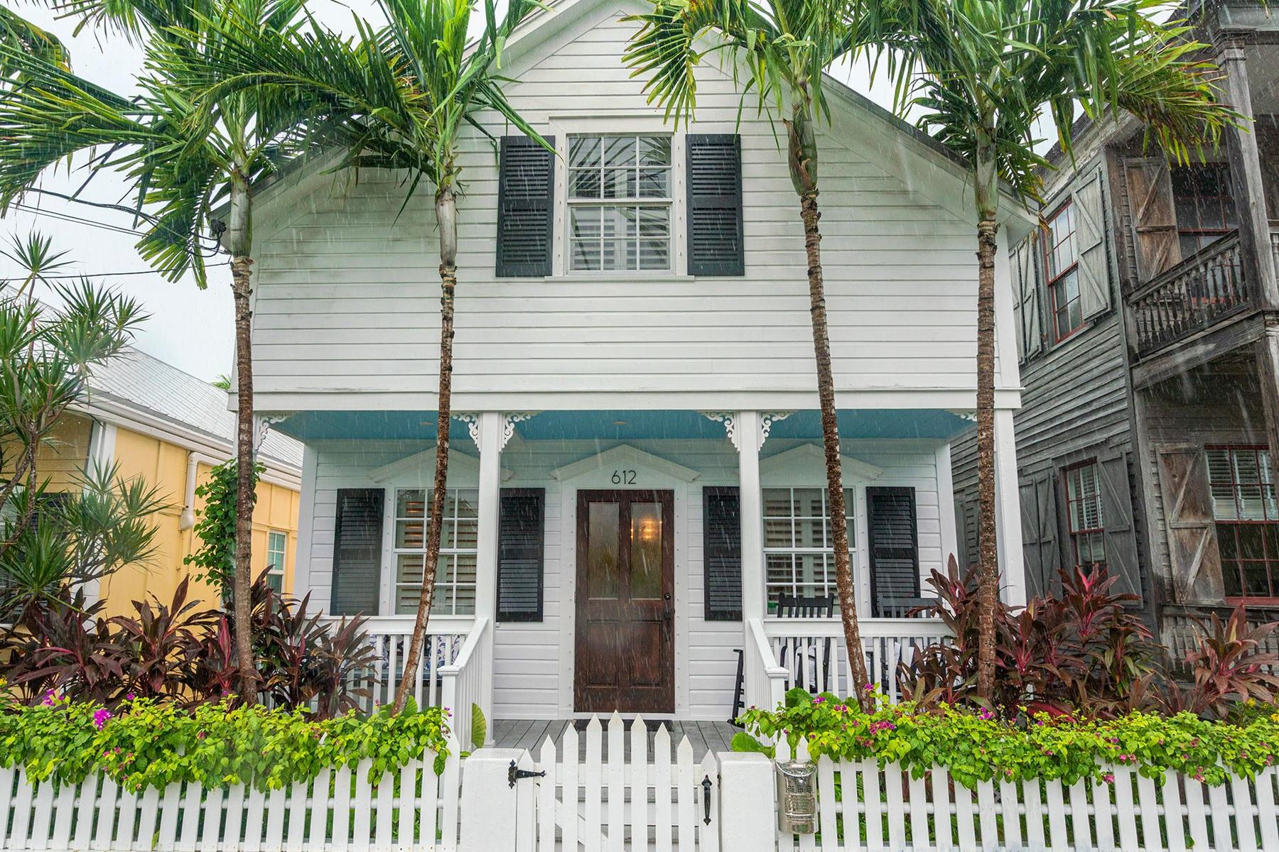 Single Family Homes por un Venta en 612 White Street, Key West, FL Key West, Florida 33040 Estados Unidos