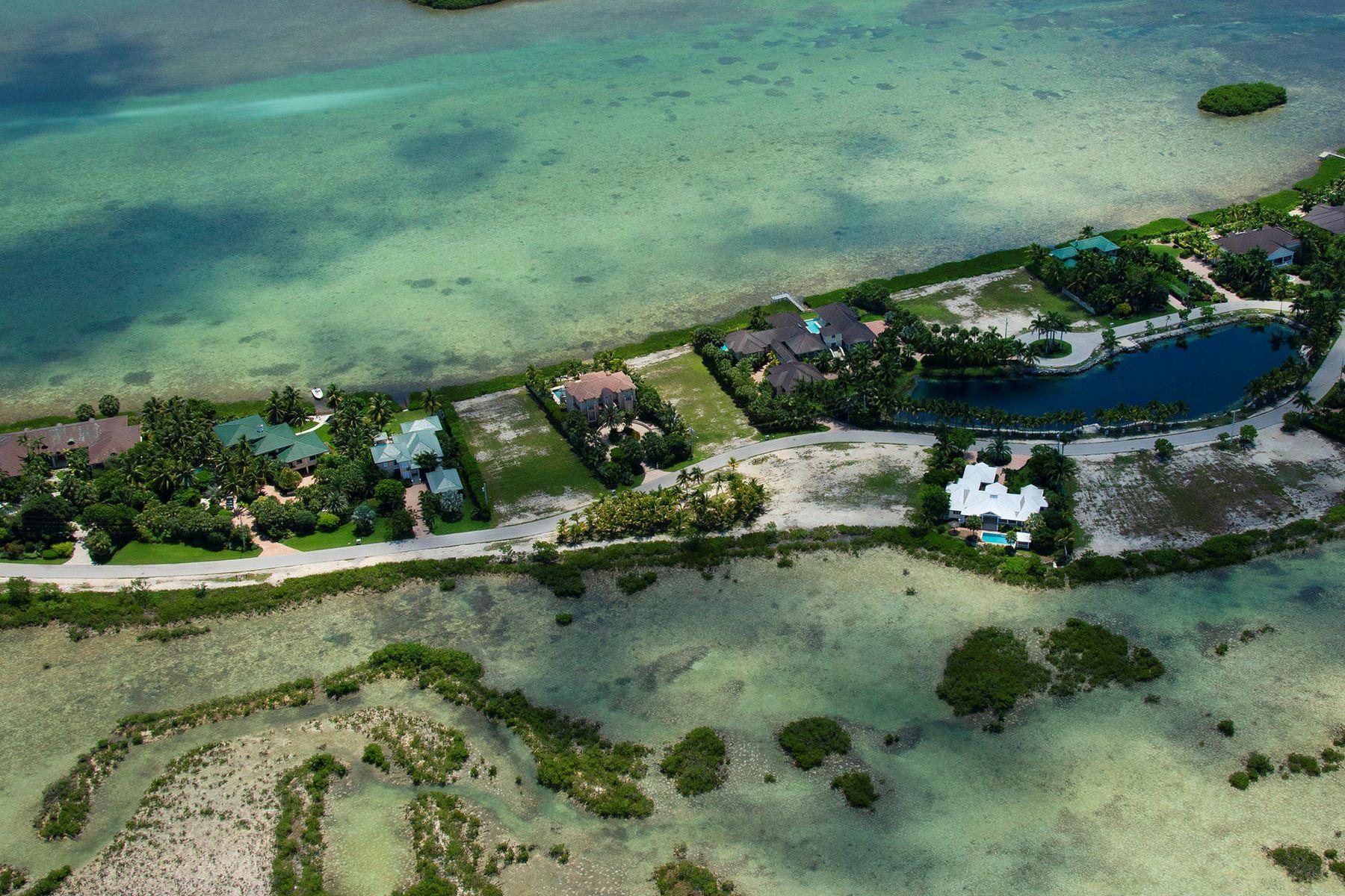 Land für Verkauf beim 67 Cannon Royal Drive, Shark Key, FL Shark Key, Florida 33040 Vereinigte Staaten