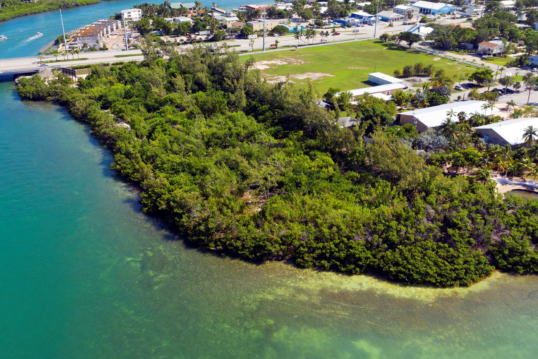 Land for Active at 11901 Overseas Highway, Marathon, FL 11901 Overseas Highway Marathon, Florida 33050 United States