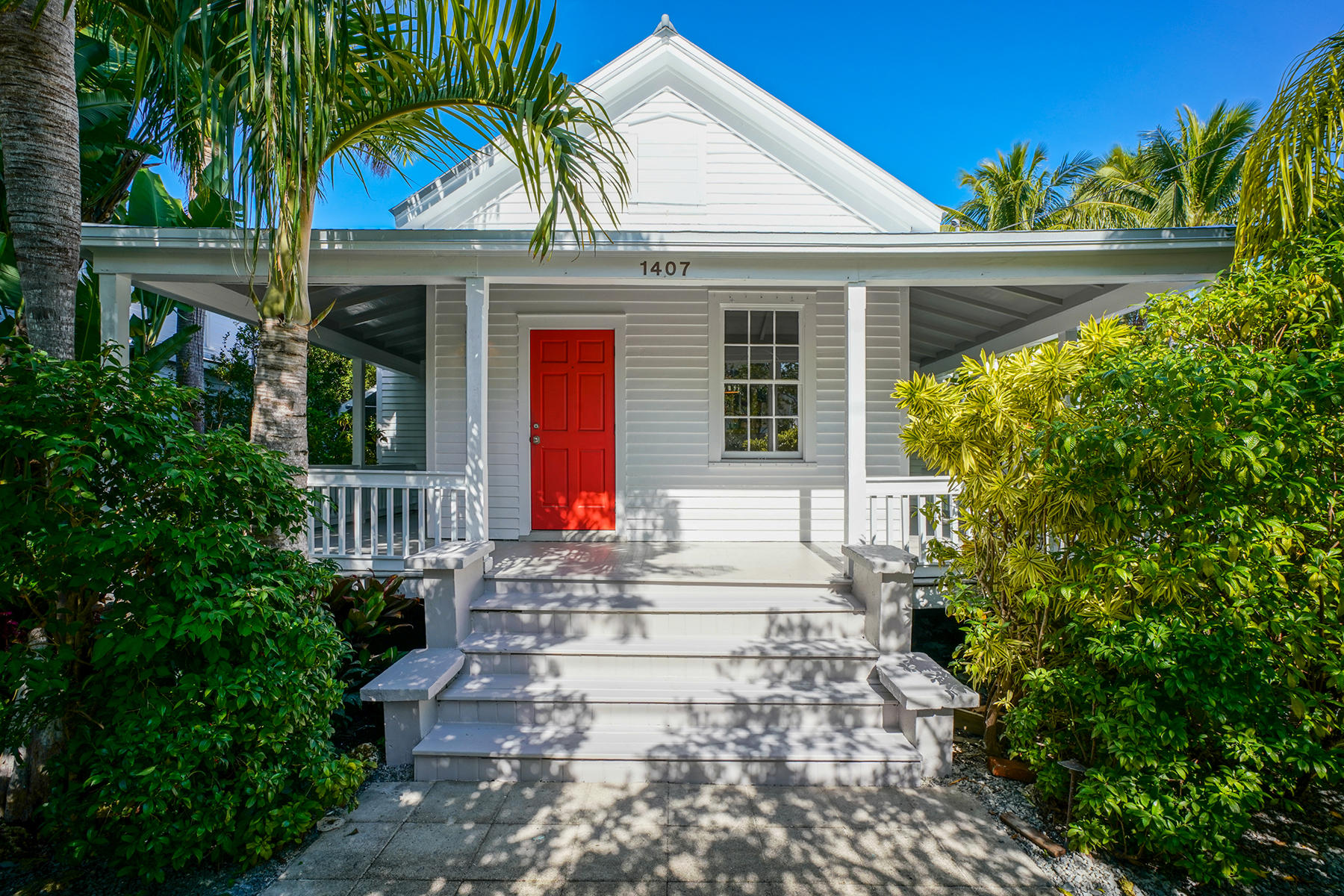 Single Family Homes pour l Vente à 1407 Petronia Street, Key West, FL Key West, Floride 33040 États-Unis