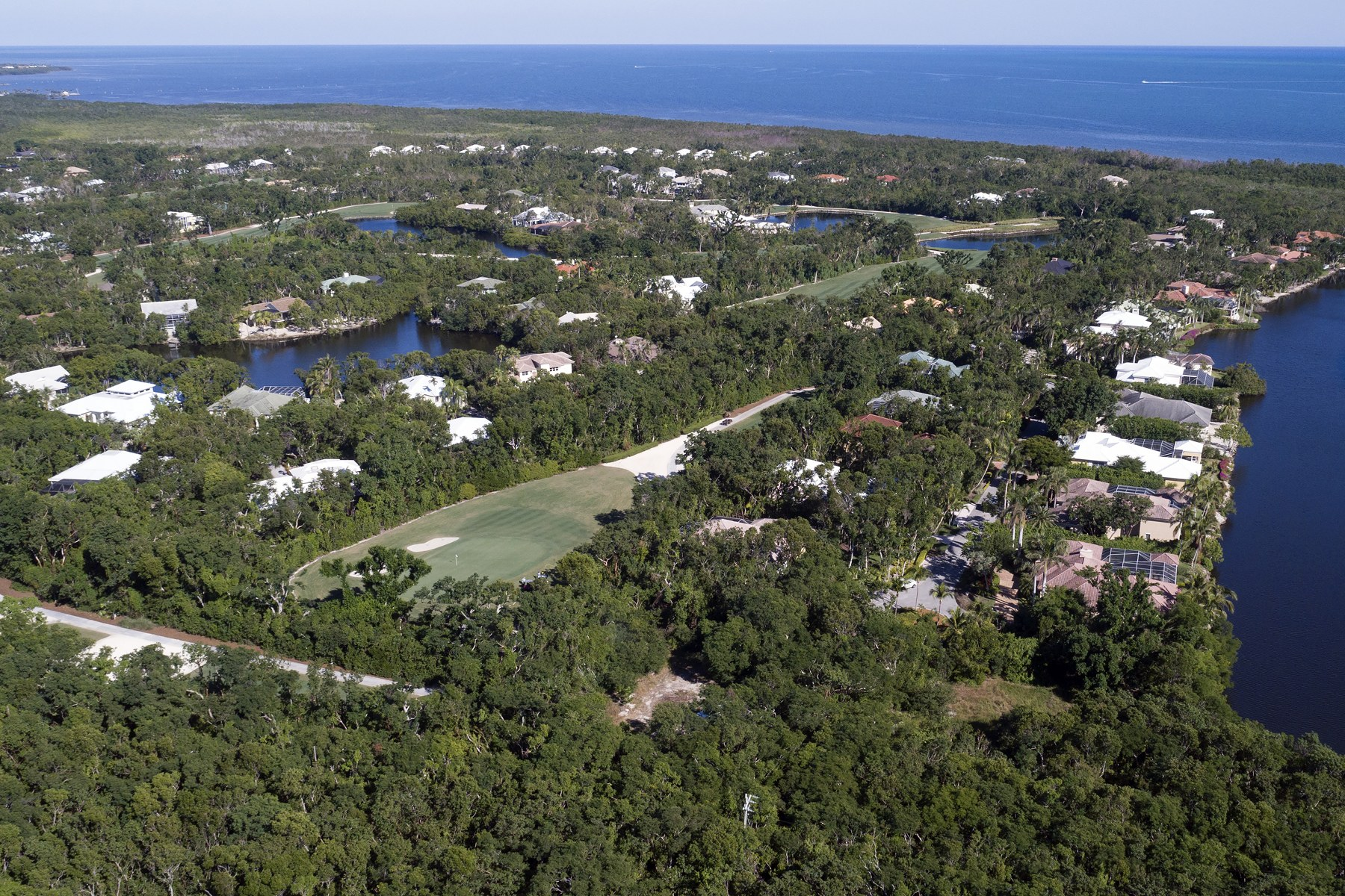 Land for Sale at 45 Thatch Palm Way, Key Largo, FL Key Largo, Florida 33037 United States