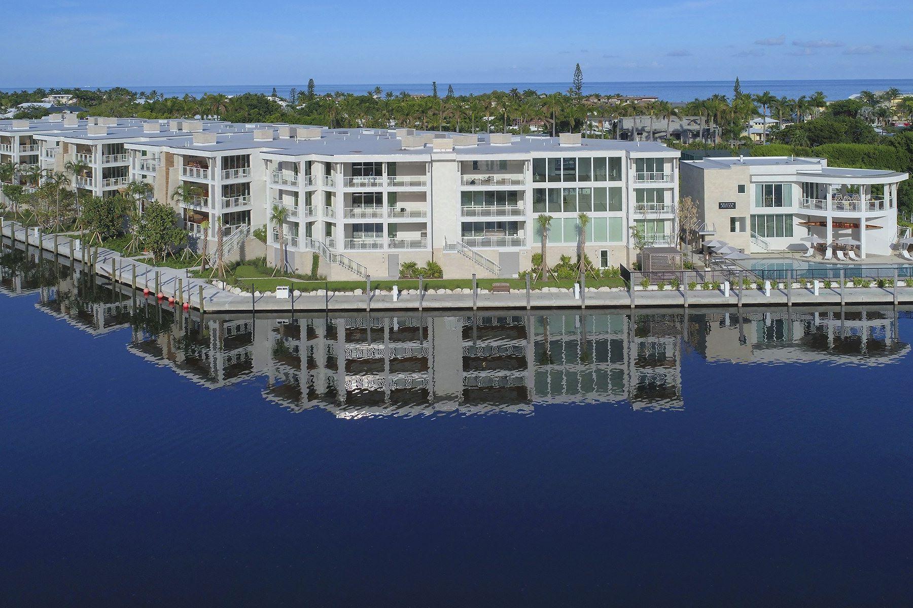 Condominiums pour l Vente à 121 Beach Road, #105, Key Largo, FL 121 Beach Road, 105, Key Largo, Floride 33037 États-Unis