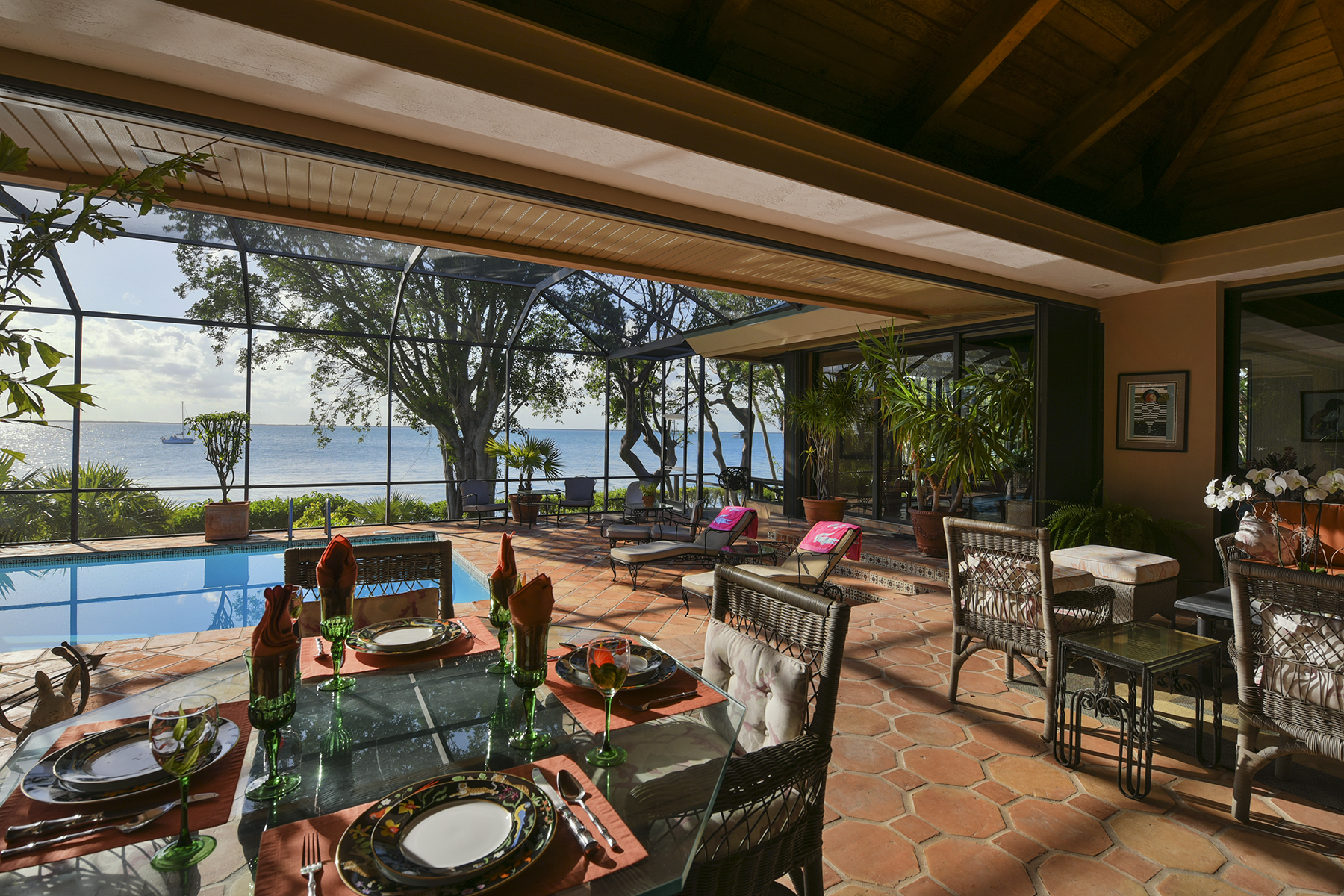 Additional photo for property listing at Pumpkin Key - Private Island, Key Largo, FL  Key Largo, Floride 33037 États-Unis