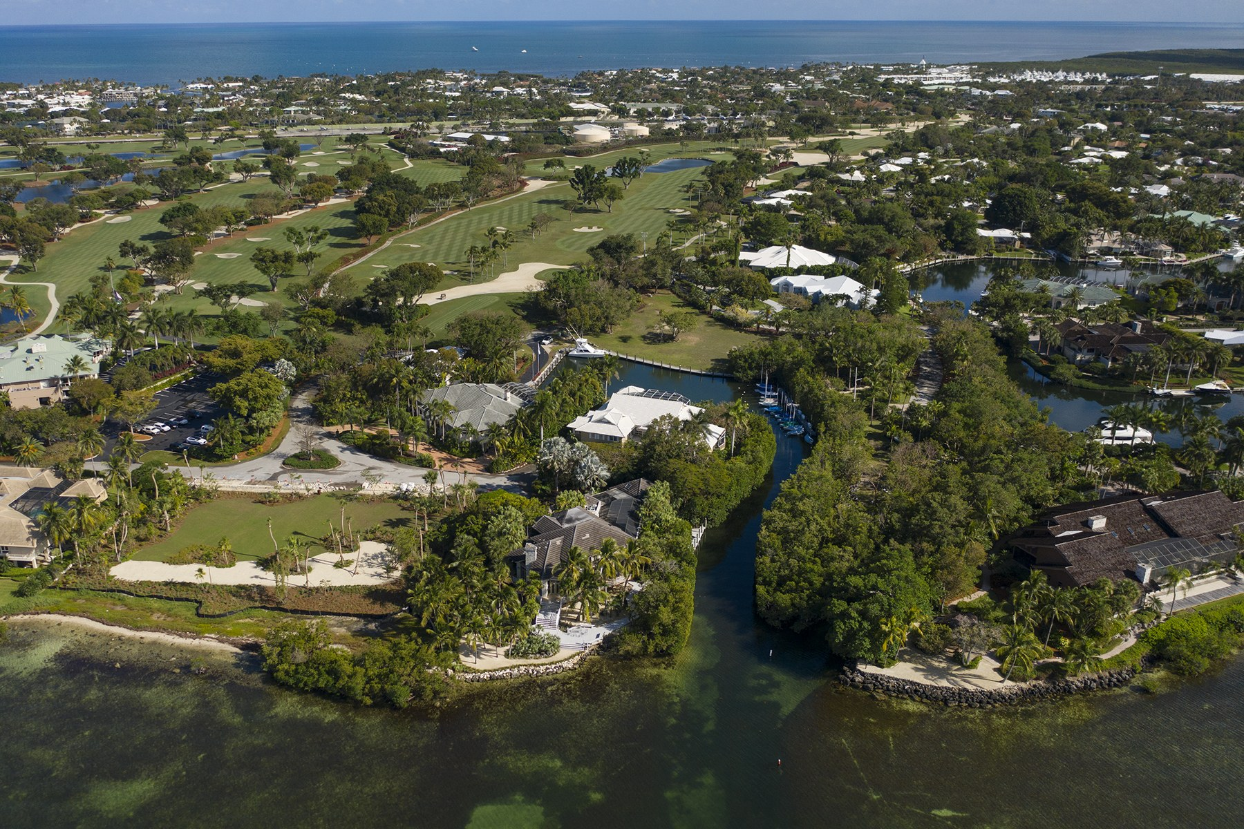 Additional photo for property listing at Pumpkin Key - Private Island, Key Largo, FL  Key Largo, Φλοριντα 33037 Ηνωμένες Πολιτείες