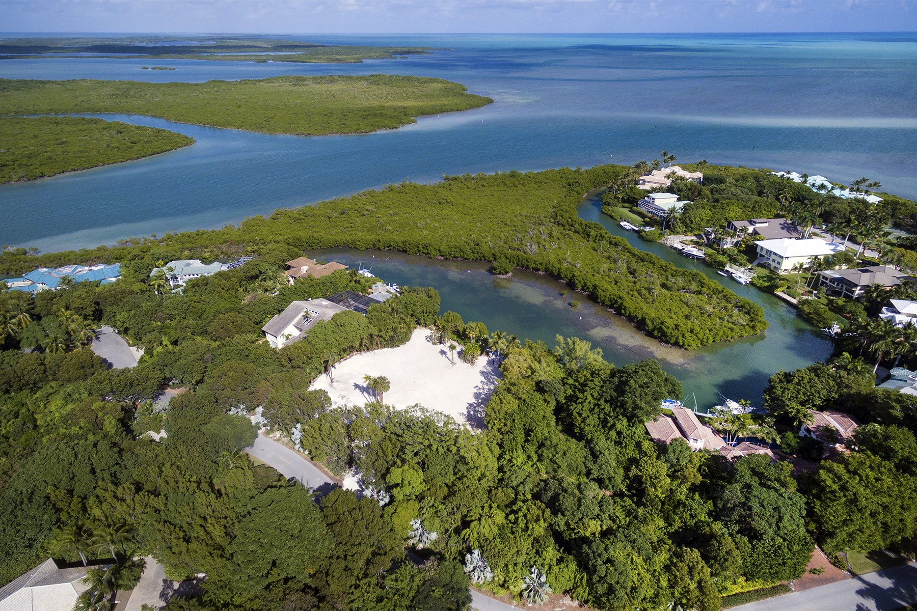 Land for Sale at 40 Cardinal Lane, Key Largo, FL Key Largo, Florida 33037 United States