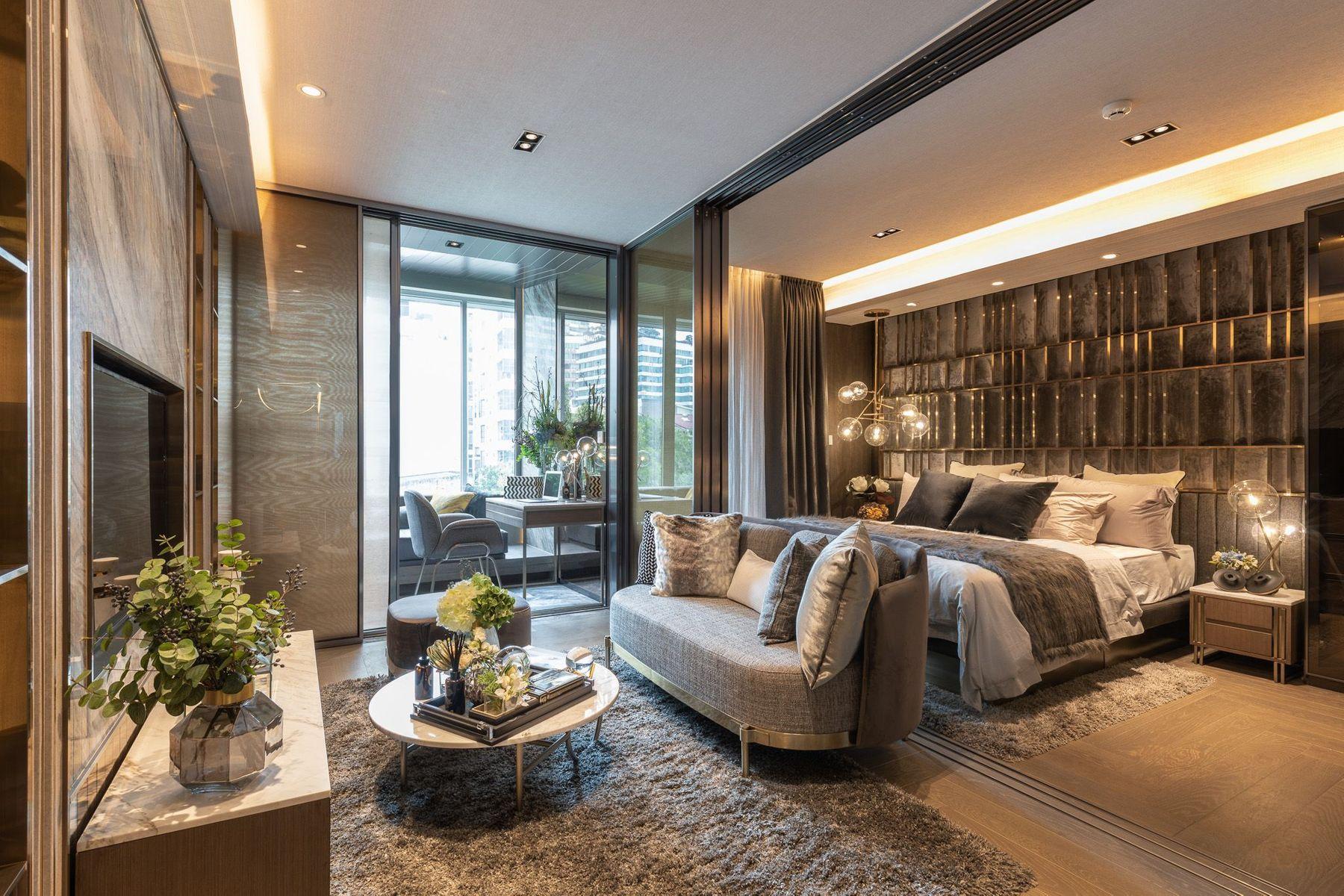 Condominiums for Sale at Walden Thonglor 8 Sukhumvit 55 Sukhumvit Road, Khlong Tan Nuea, Wattana Bangkok, Bangkok 10110 Thailand
