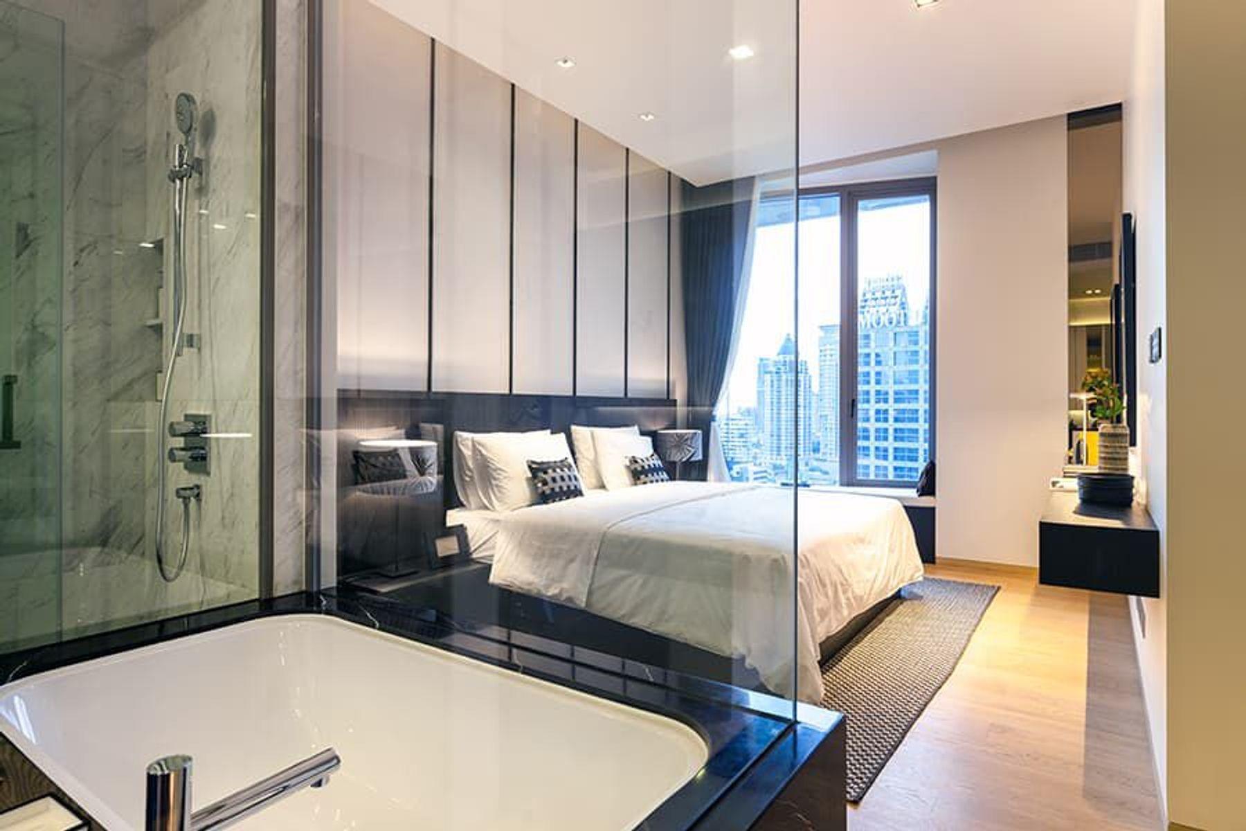 Condominiums for Sale at Saladaeng One 39 Rama IV, Silom, Bang Rak Bangkok, Bangkok 10500 Thailand