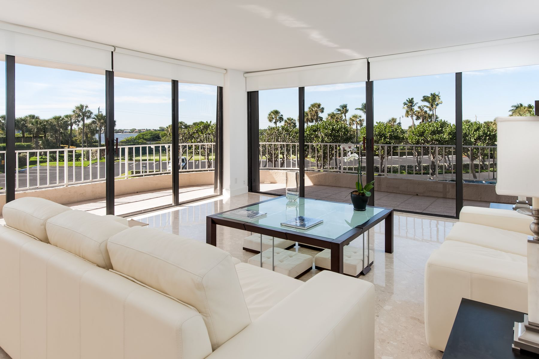 Property for Sale at The Atriums - Palm Beach Ocean Front 3400 S Ocean Blvd 1 H Ii Palm Beach, Florida 33480 United States