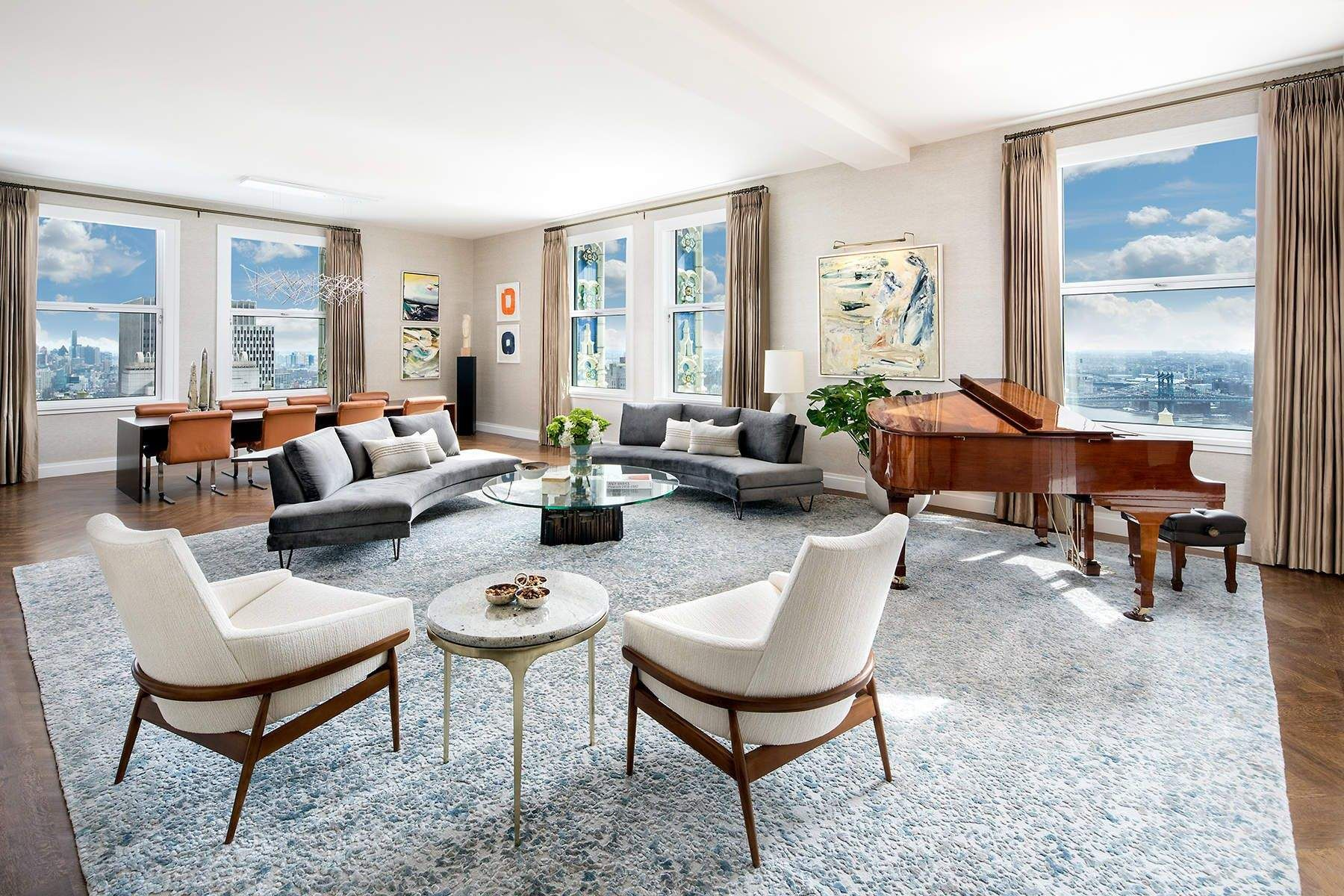 condominiums for Sale at Woolworth Tower Residences - 34A 2 Park Place Apt 34A New York, New York 10007 United States