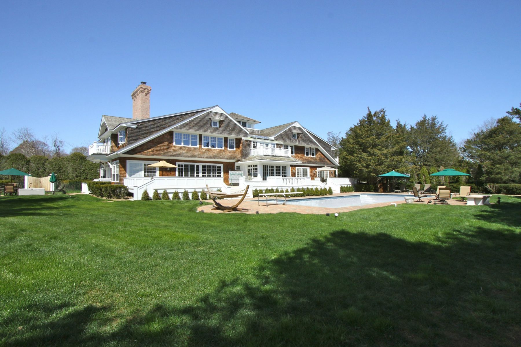single family homes for Rent at Exceptional Custom Luxury in Water Mill, New York 11976 United States