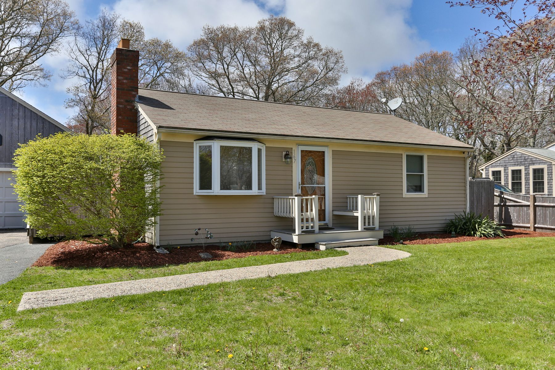 Single Family Home for Active at 167 Buckwood Drive, Hyannis 167 Buckwood Drive Hyannis, Massachusetts 02601 United States