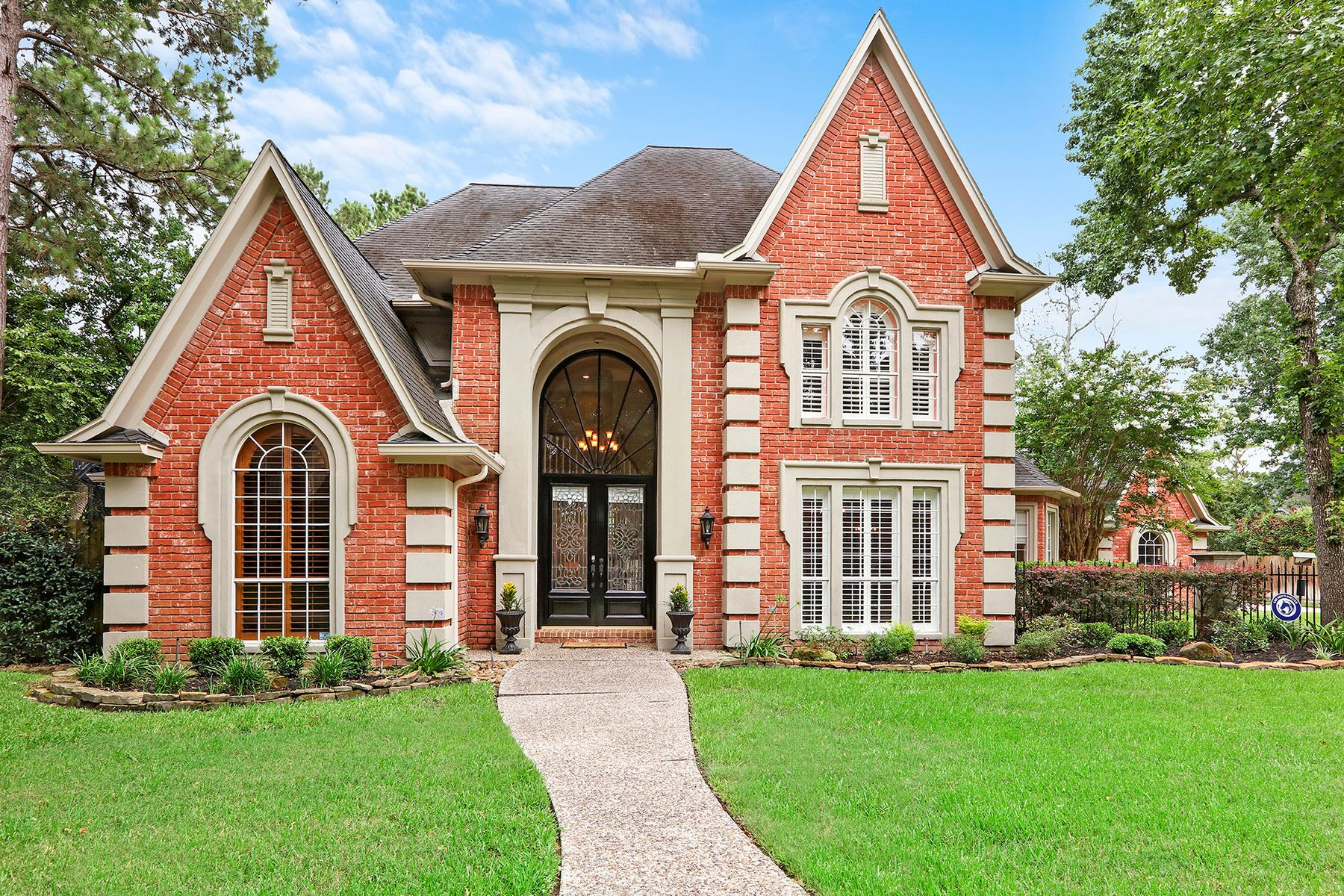 Single Family Homes for Sale at 2007 Hickory Park Drive Kingwood, Texas 77345 United States