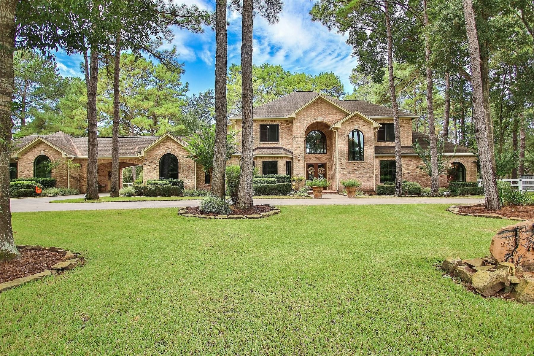 Single Family Homes for Sale at 17611 Bending Cypress Road Cypress, Texas 77429 United States