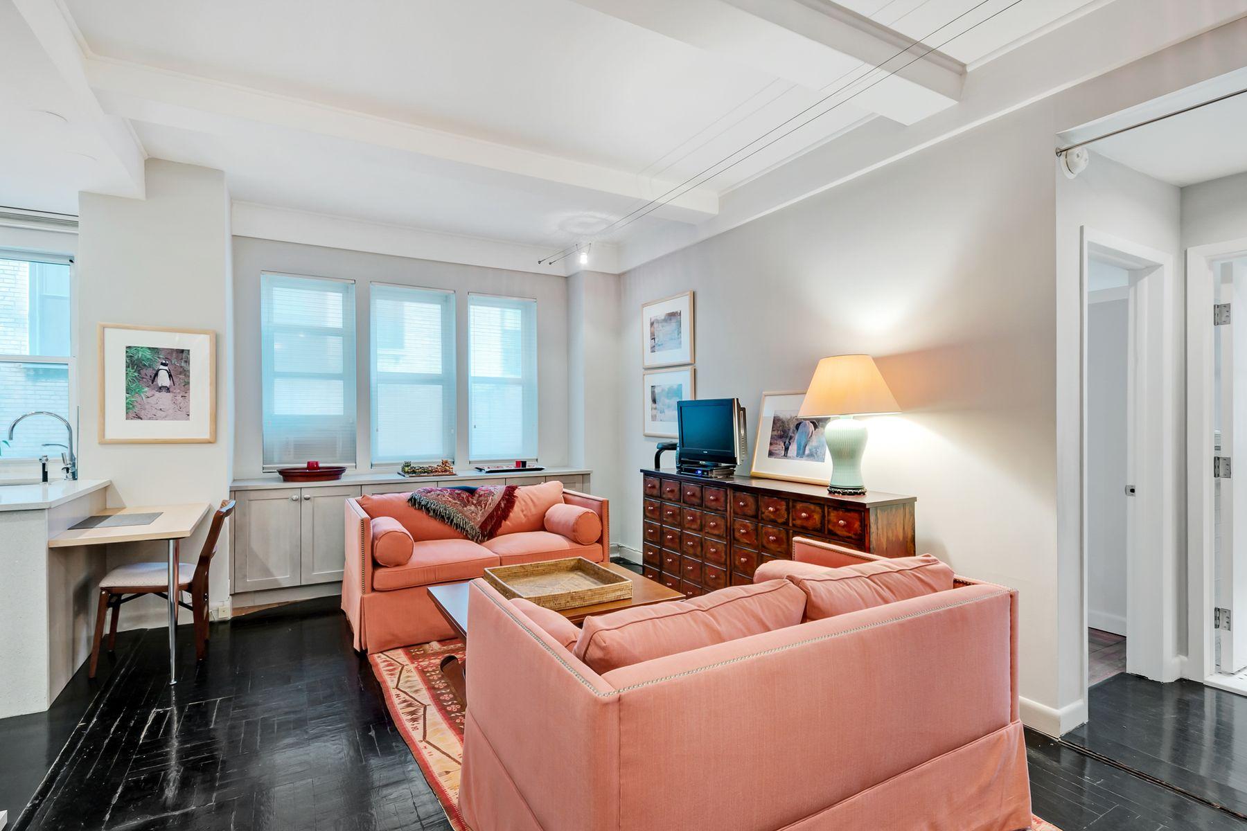 Property для того Продажа на 588 West End Avenue, Apt. 9C 588 West End Avenue Apt 9C, New York, Нью-Йорк 10024 Соединенные Штаты