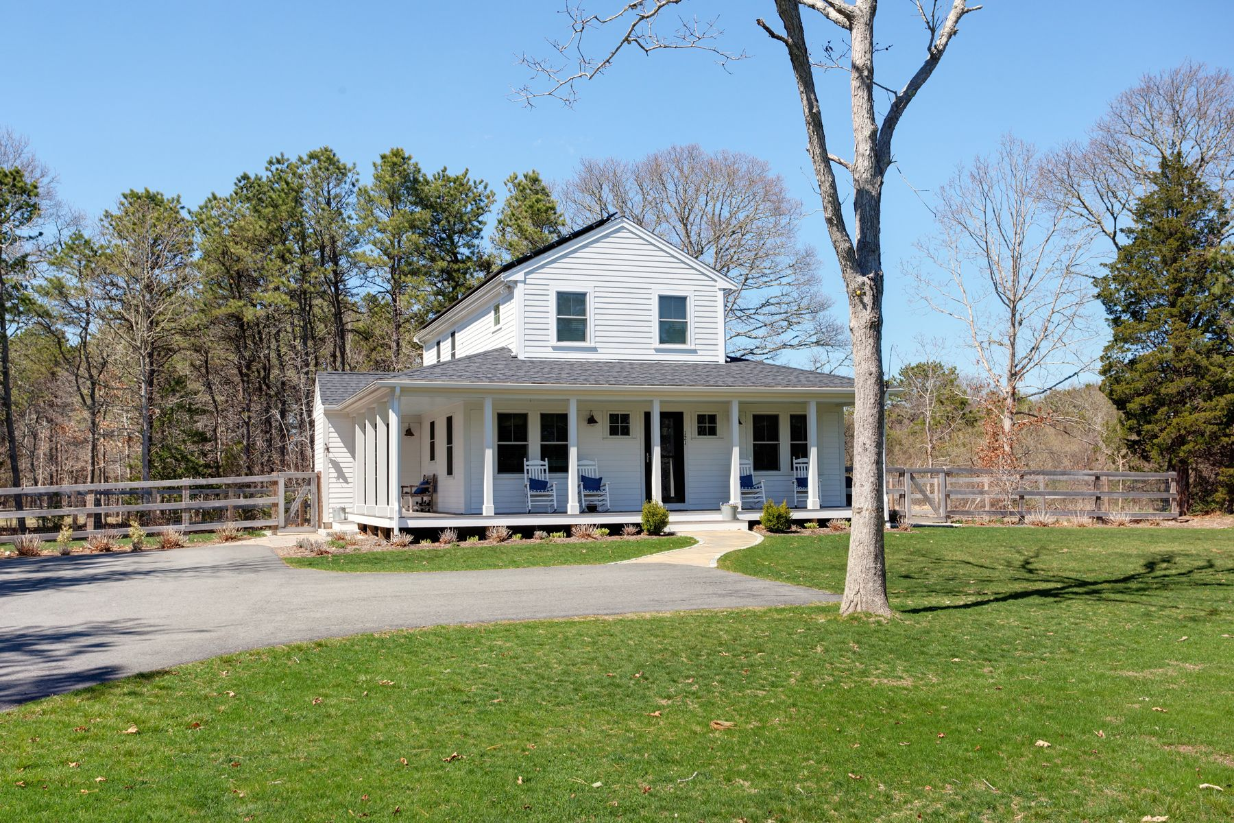 Single Family Home for Active at 121 Percival Road Teaticket, Massachusetts 02536 United States
