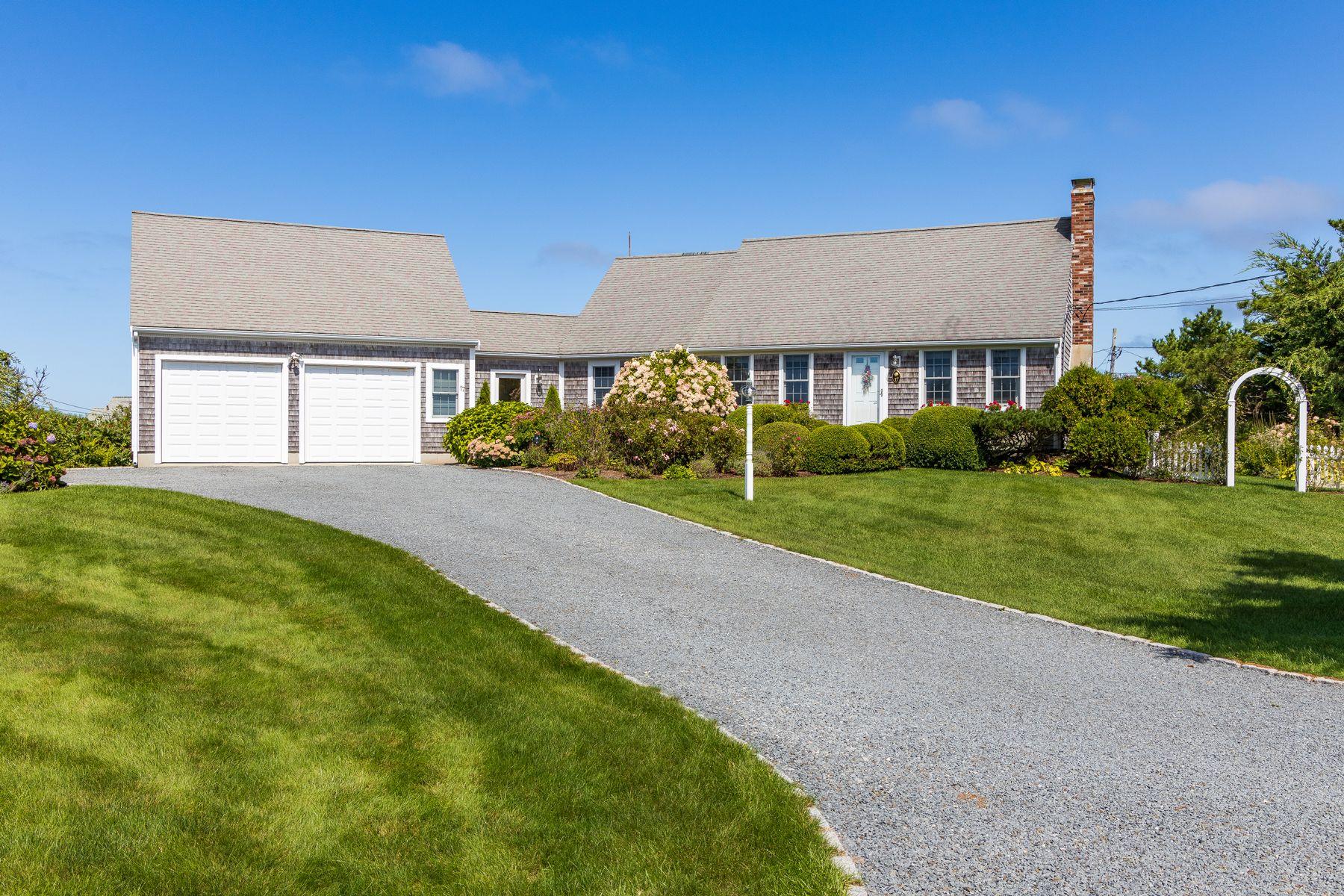Single Family Homes por un Venta en 17 Beachway East, Sandwich, MA 17 Beachway East East Sandwich, Massachusetts 02537 Estados Unidos