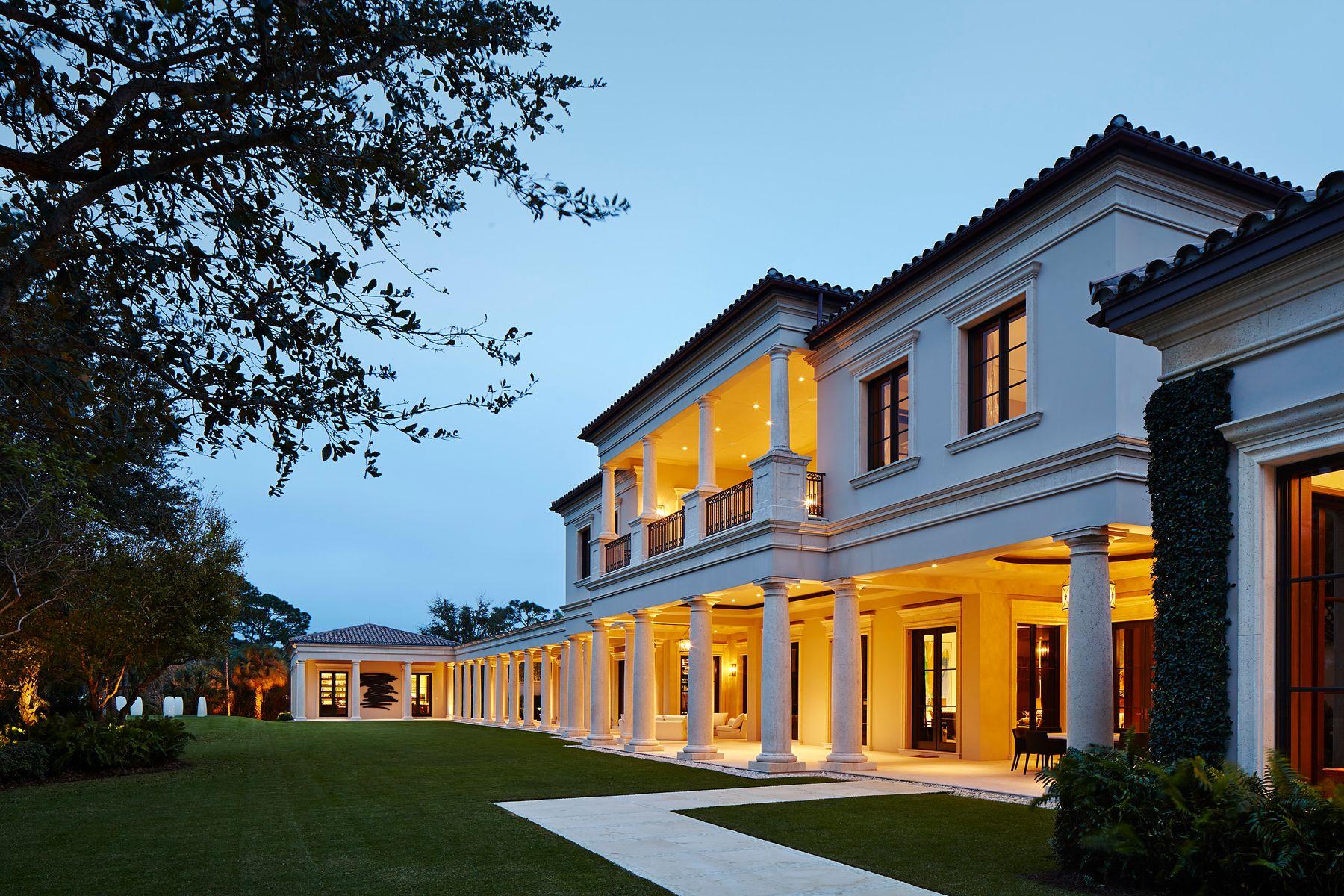 Single Family Homes için Satış at Bears Club Estate Jupiter, Florida 33477 Amerika Birleşik Devletleri