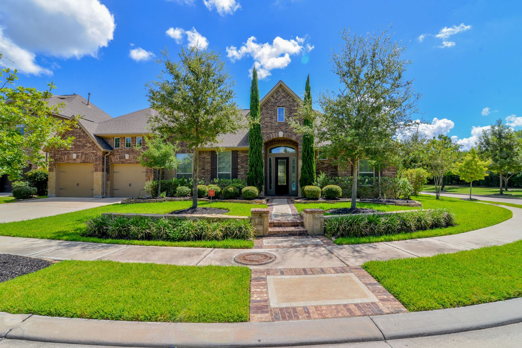 Single Family Homes for Sale at 11902 Sunset Haven Drive Cypress, Texas 77433 United States