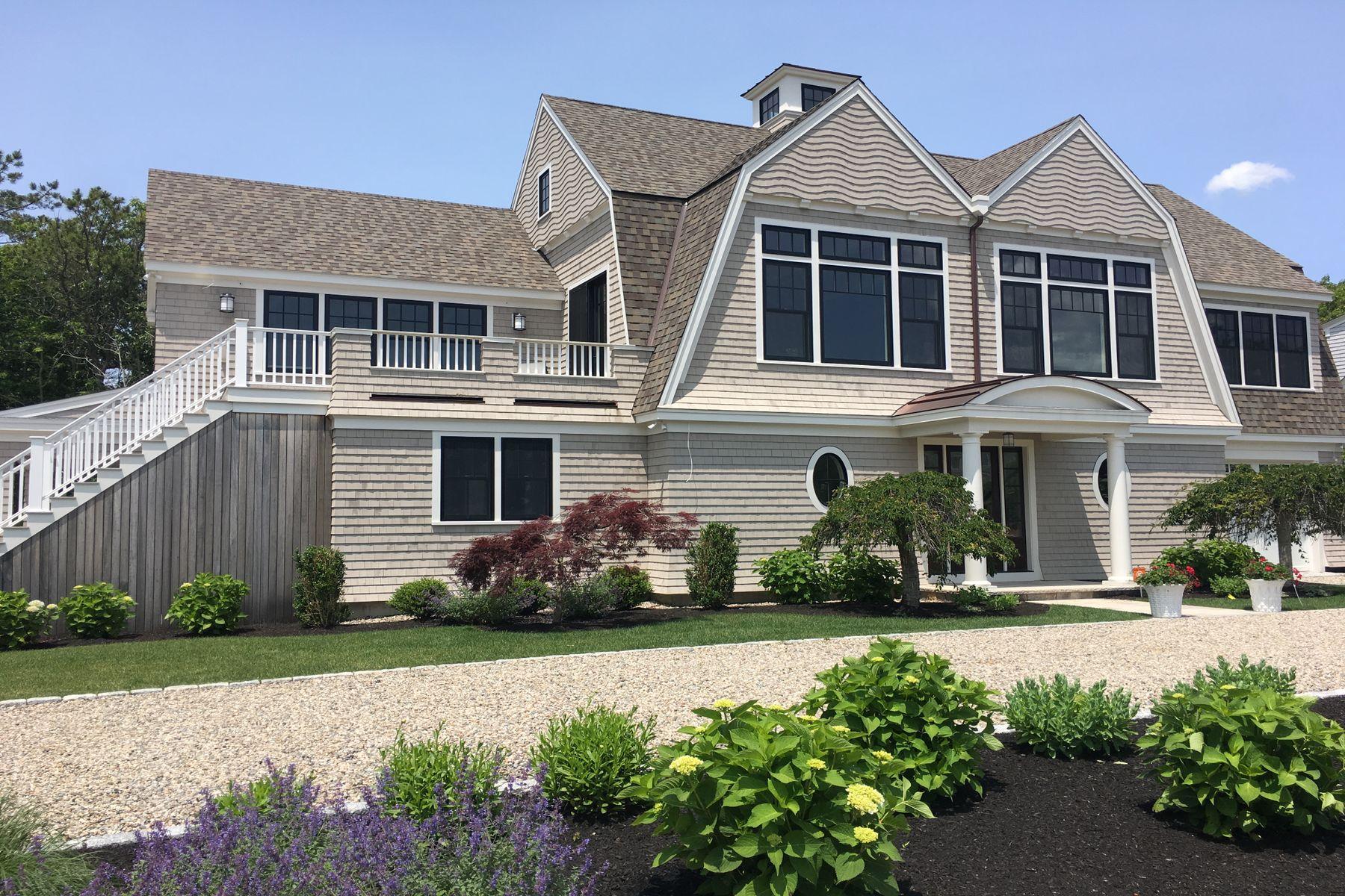 Single Family Homes pour l Vente à 69 Triton Way New Seabury, Massachusetts 02649 États-Unis
