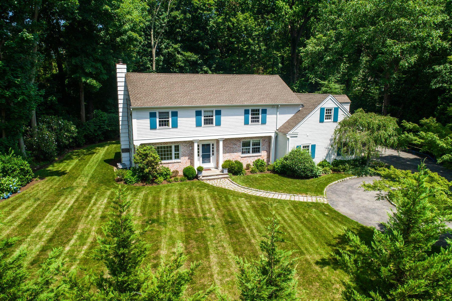 Single Family Homes pour l Vente à 58 Indian Head Riverside, Connecticut 06878 États-Unis
