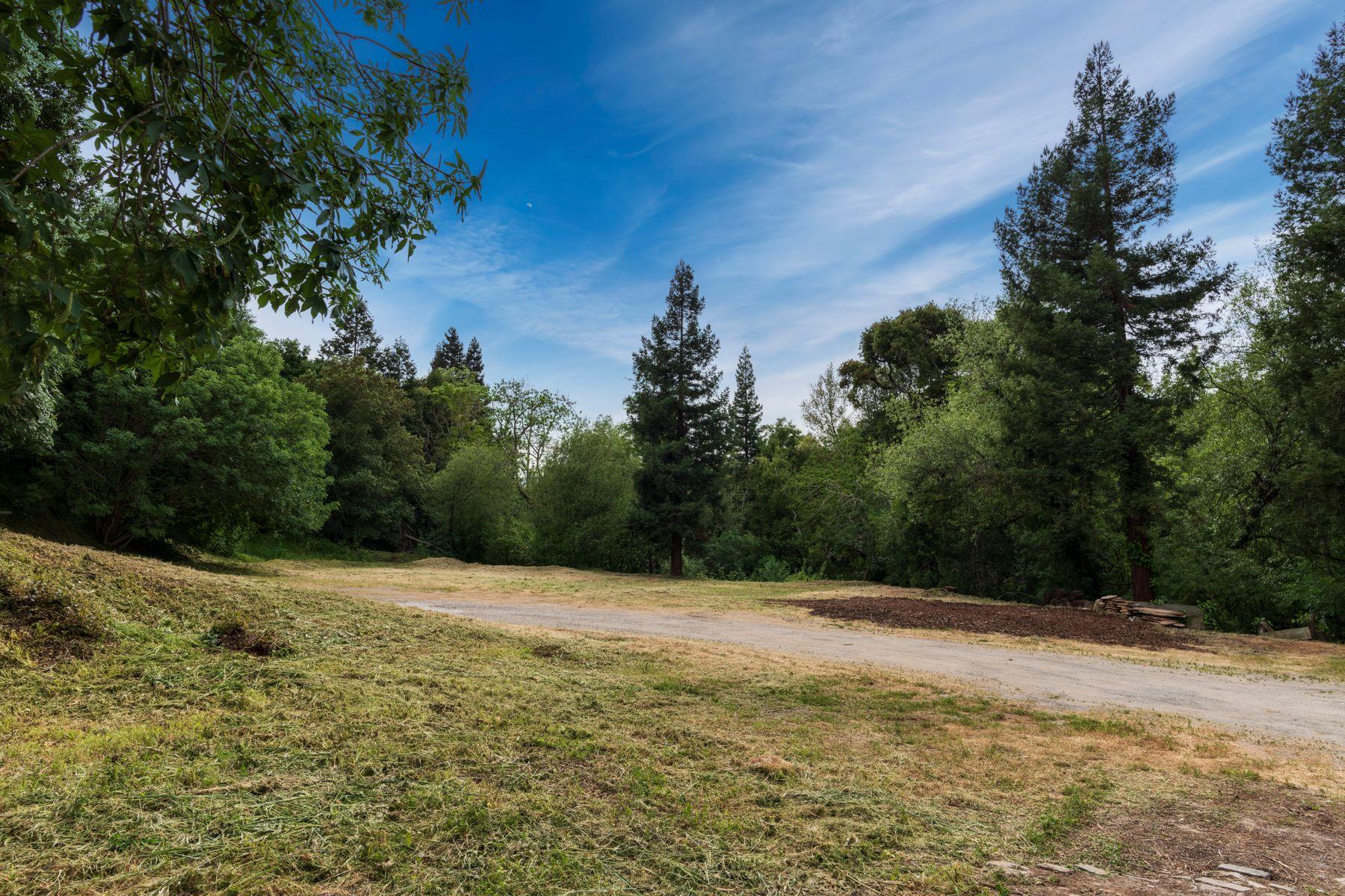 Land for Sale at Portola Valley Building Lot 0 Alpine Rd Portola Valley, California 94027 United States