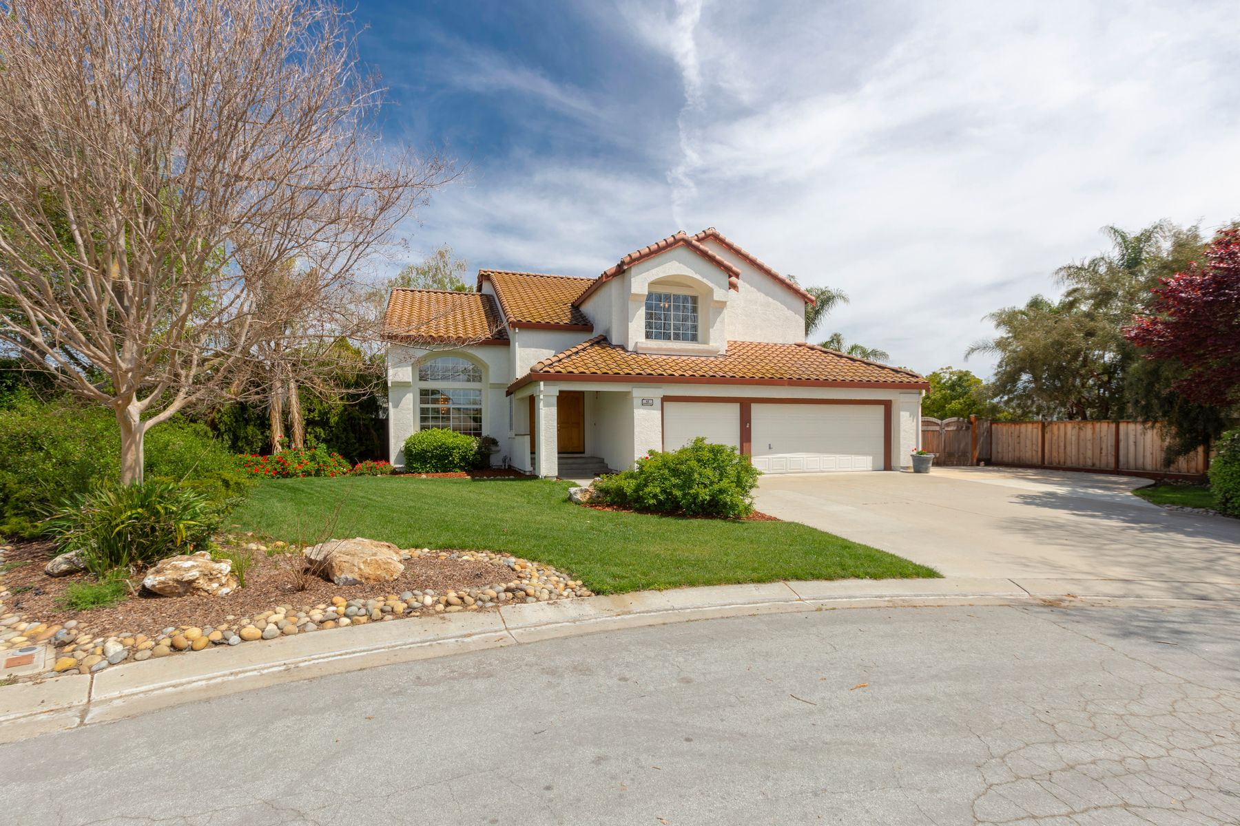 Single Family Homes for Sale at Golf Community in Sunny Hollister 42 Maries Ct. Hollister, California 95023 United States
