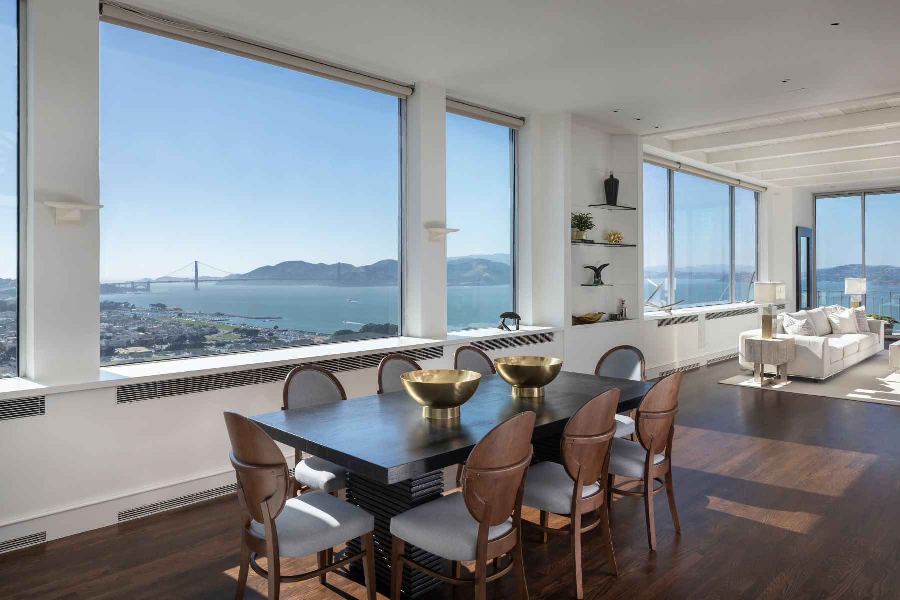 Co-op Properties for Sale at Russian Hill Penthouse 1080 Chestnut St Ph, San Francisco, California 94109 United States