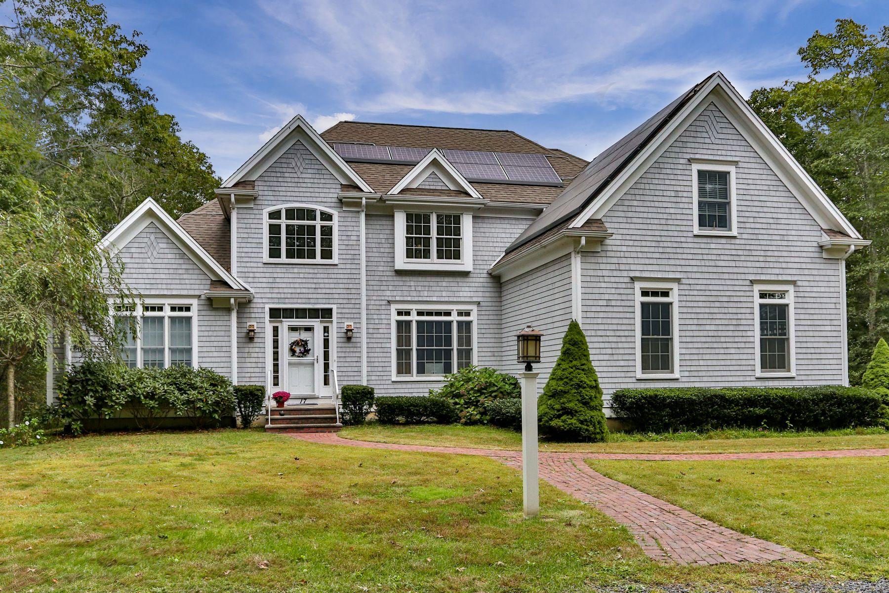 Single Family Homes 为 销售 在 17 Payamps Road 马什皮, 马萨诸塞州 02649 美国