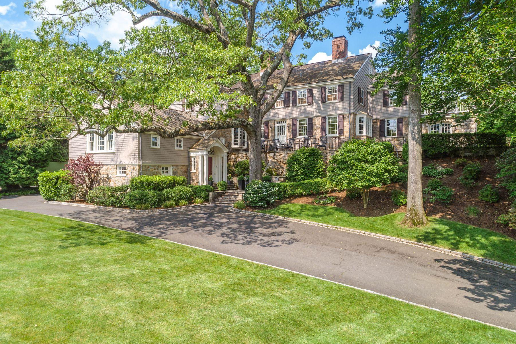 Single Family Homes por un Venta en 78 West Brother Drive Greenwich, Connecticut 06830 Estados Unidos