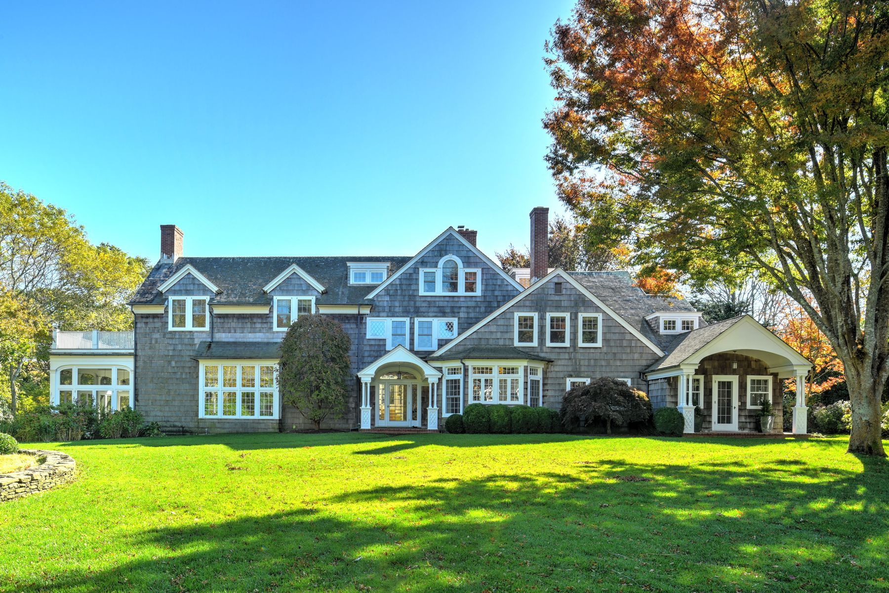 Single Family Homes for Sale at Prestigious Georgica Estate Compound 253 Cove Hollow Road East Hampton, New York 11937 United States