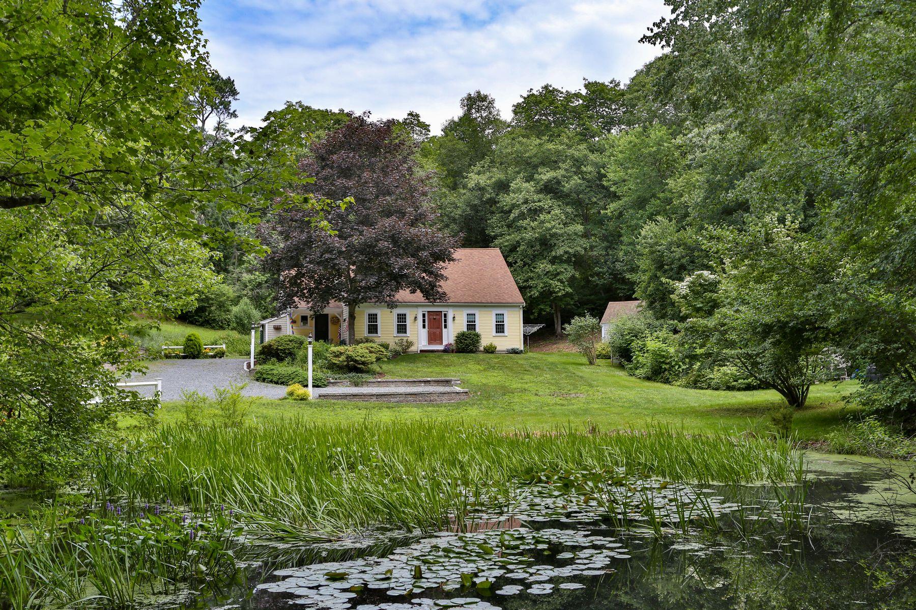 Single Family Homes για την Πώληση στο Marstons Mills, Μασαχουσετη 02649 Ηνωμένες Πολιτείες