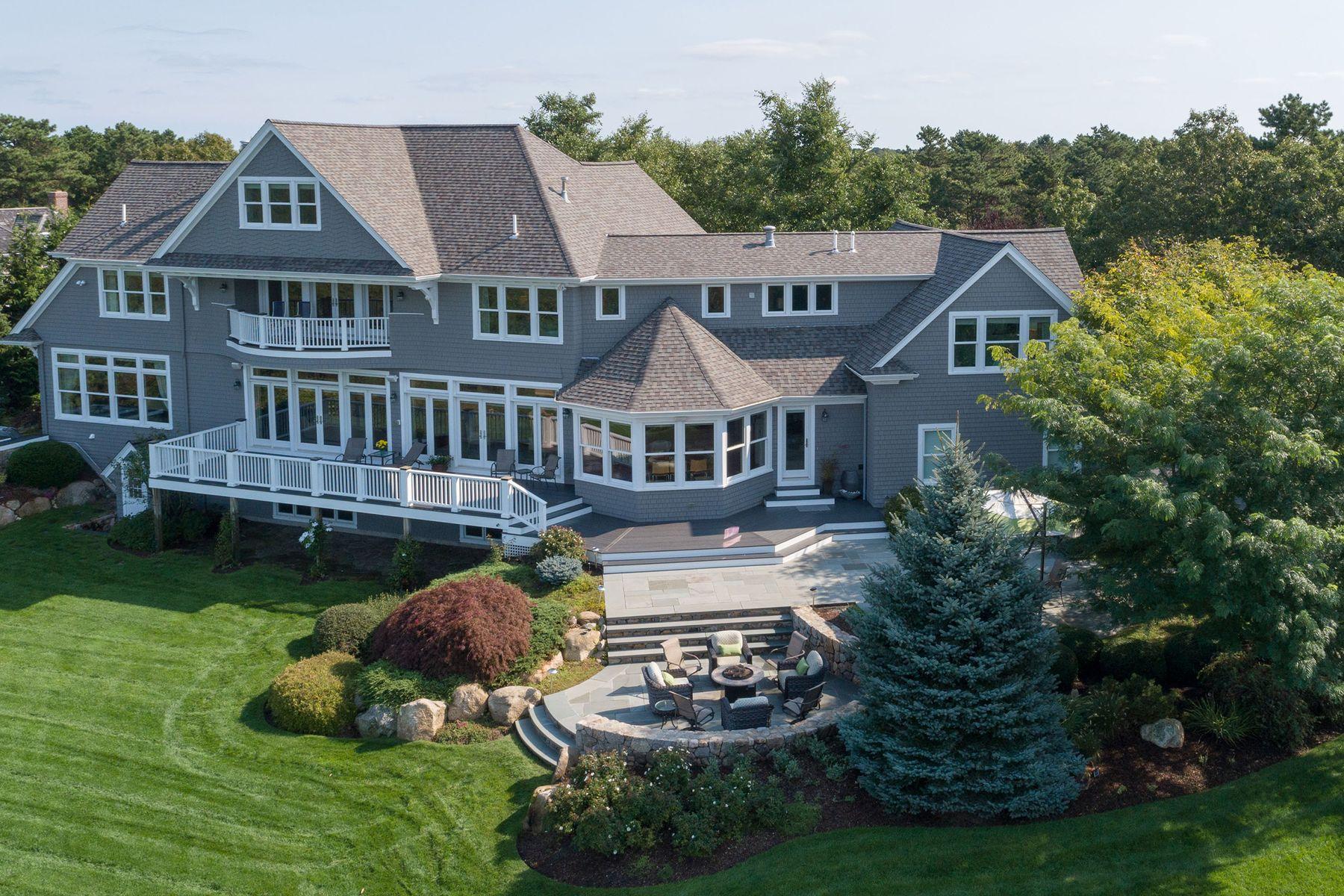 Single Family Homes por un Venta en 96 Highwood Lane East Falmouth, Massachusetts 02536 Estados Unidos