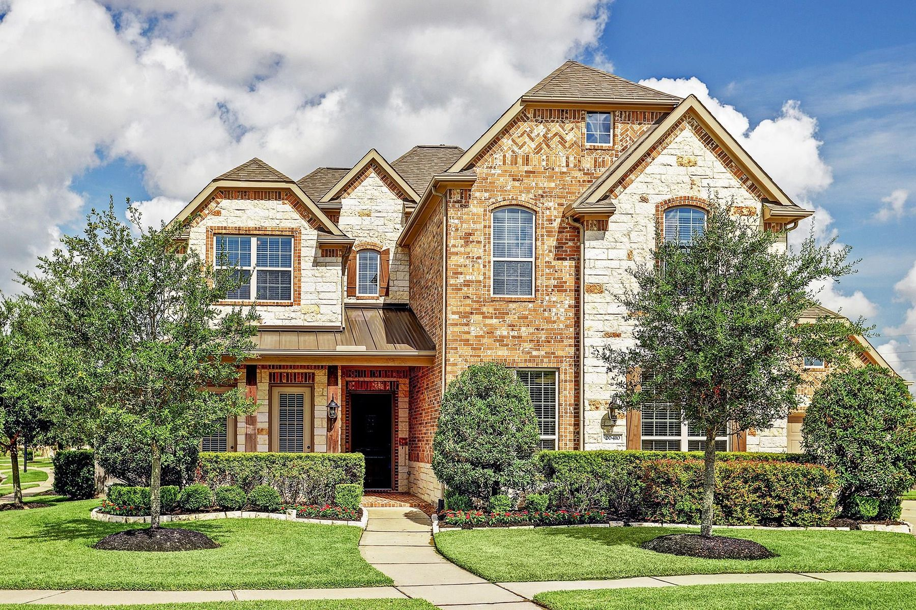 Single Family Homes for Sale at 20410 Chatfield Run Court Cypress, Texas 77433 United States