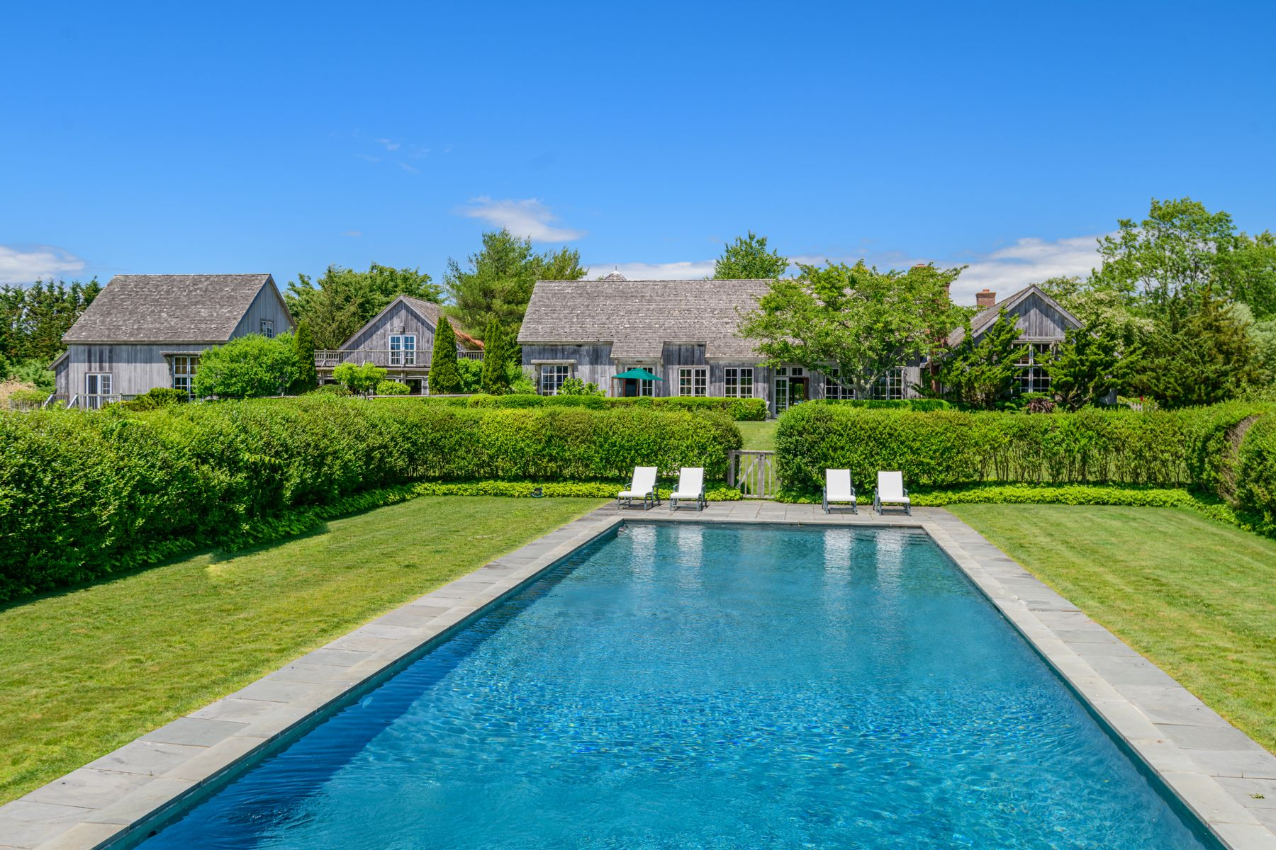 Single Family Homes for Sale at 6.60+/- Acres in Bridgehampton 81 Day Lily Lane Bridgehampton, New York 11932 United States