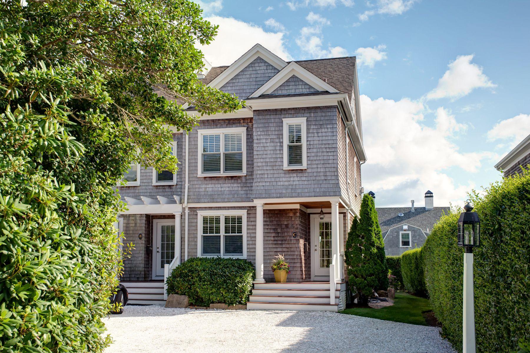 Condominiums 为 销售 在 法尔茅斯, 马萨诸塞州 02540 美国